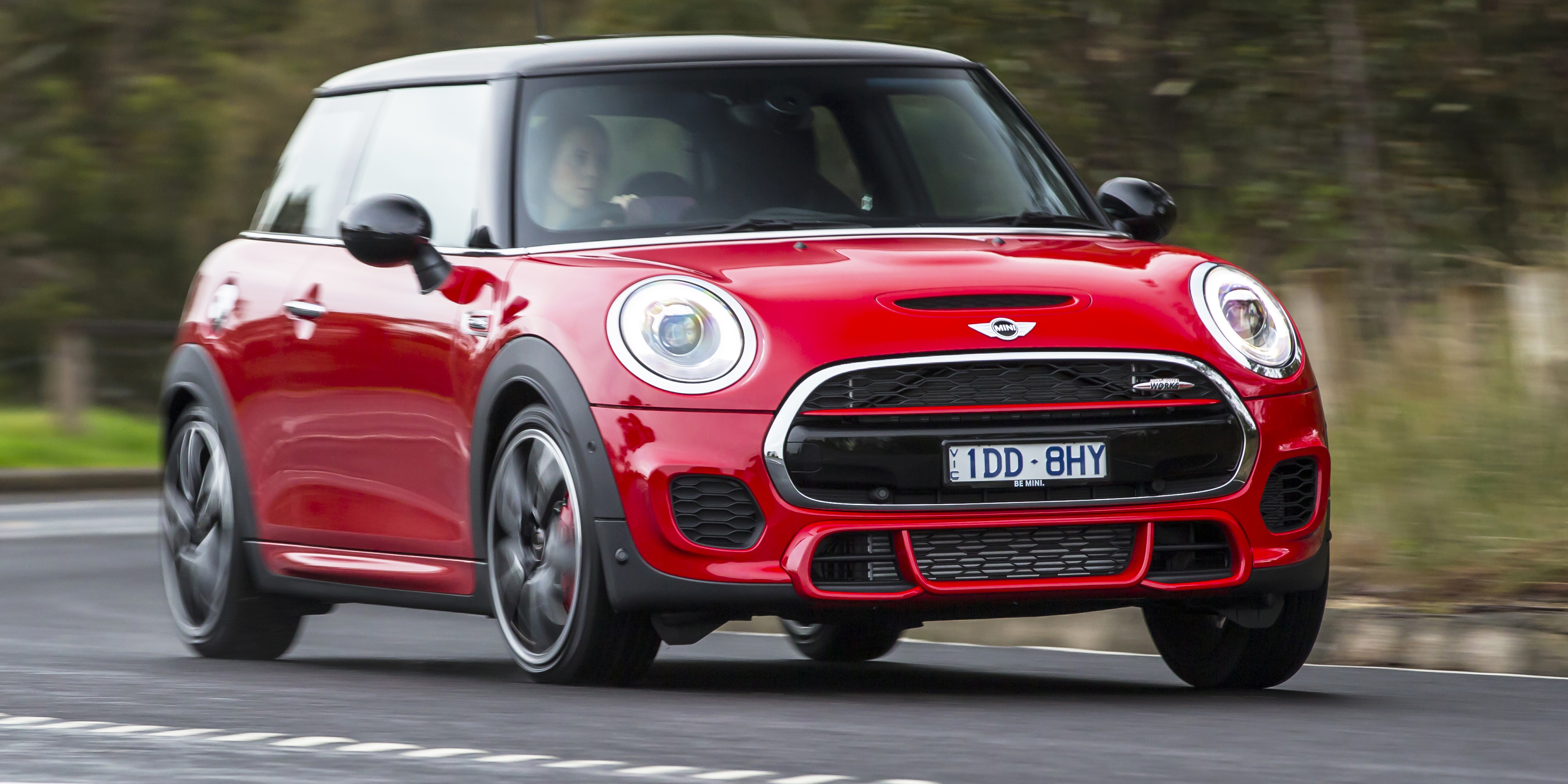 2018 Mini Cooper JCW review | CarAdvice