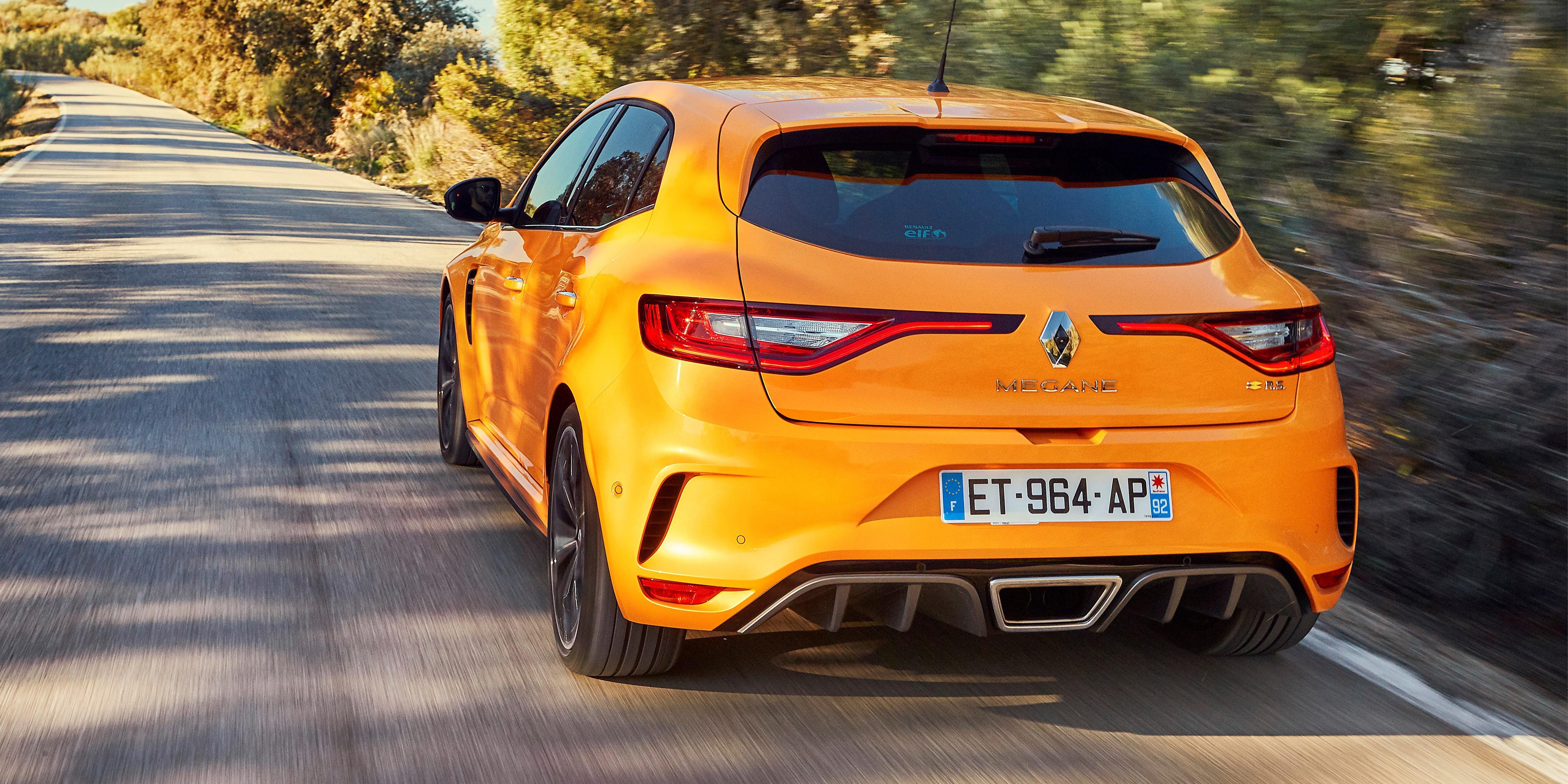 2018 Renault Megane Rs Pricing To Start Around 45 000 Caradvice