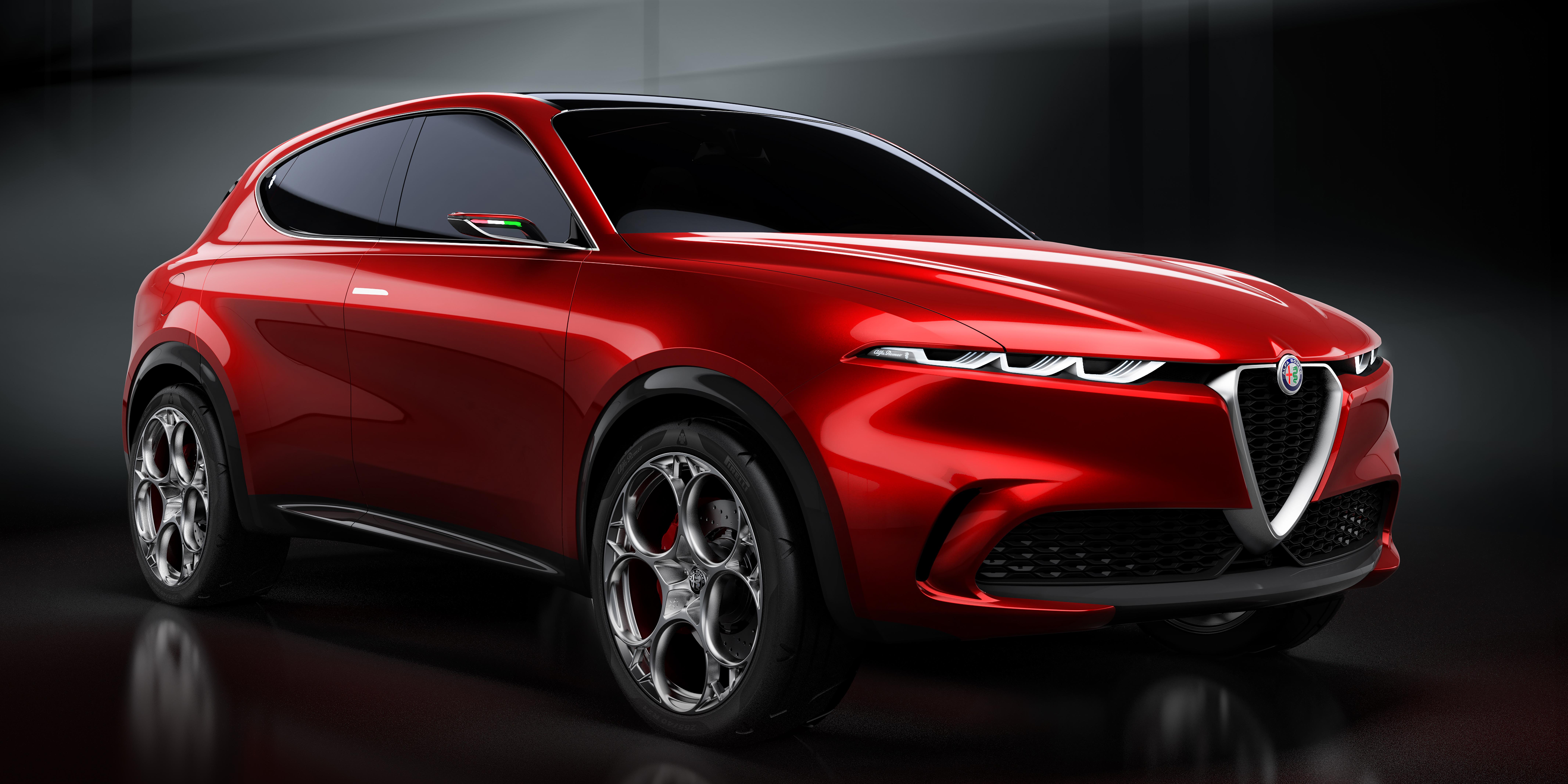Design Review Alfa Romeo Tonale 2019 Caradvice