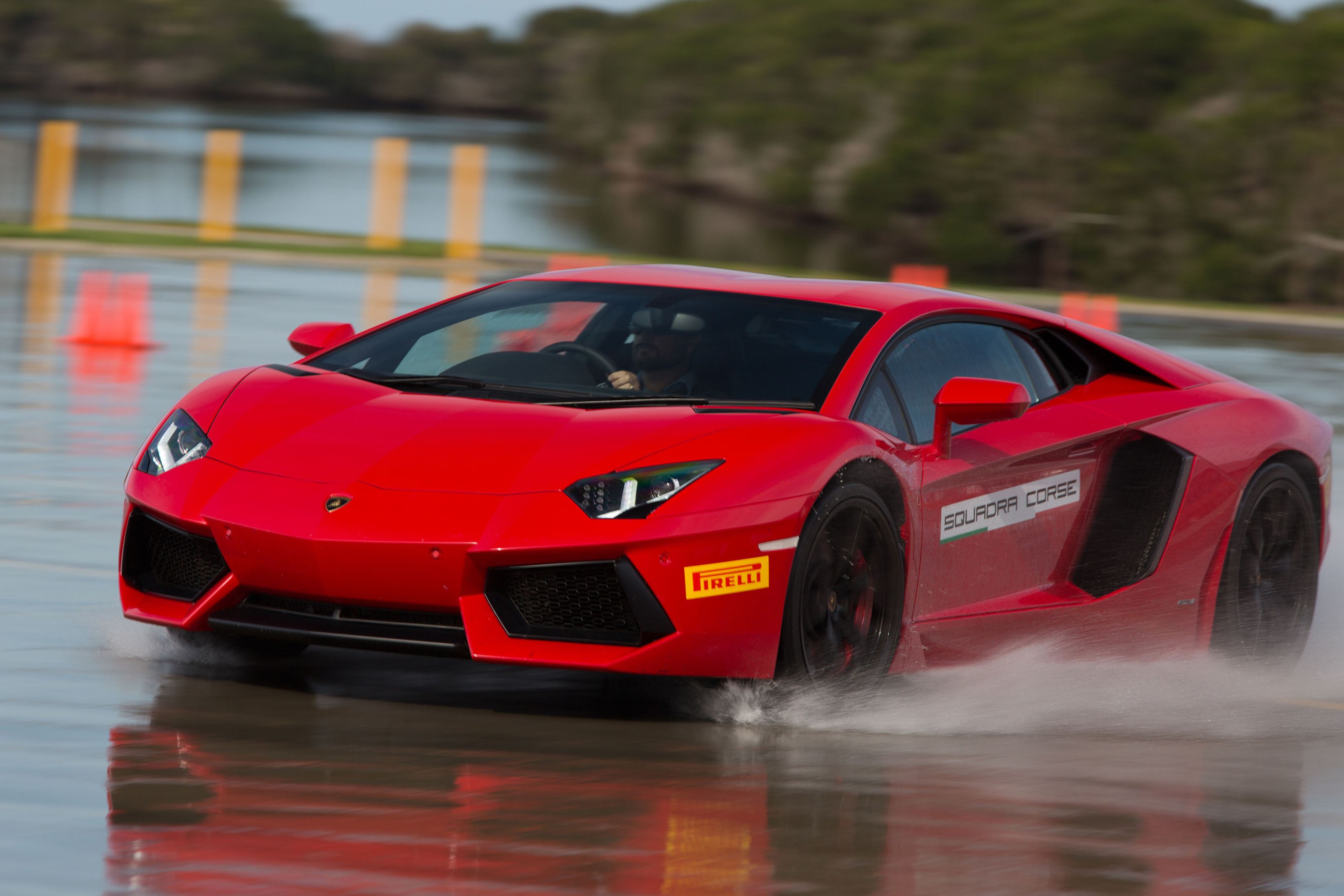 Lamborghini Thrilled With Australian Sales Not So Thrilled