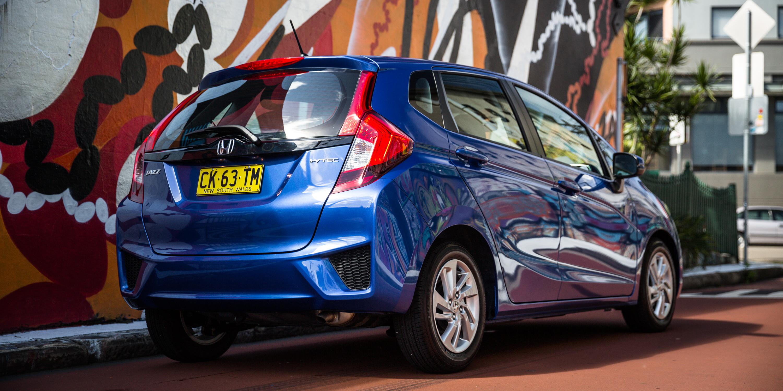 Honda Jazz VTi v Kia Rio S comparison   CarAdvice