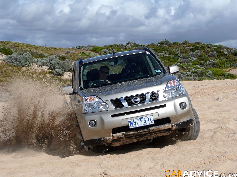 2008 nissan x trail off road review caradvice 2018 Nissan X-Trail