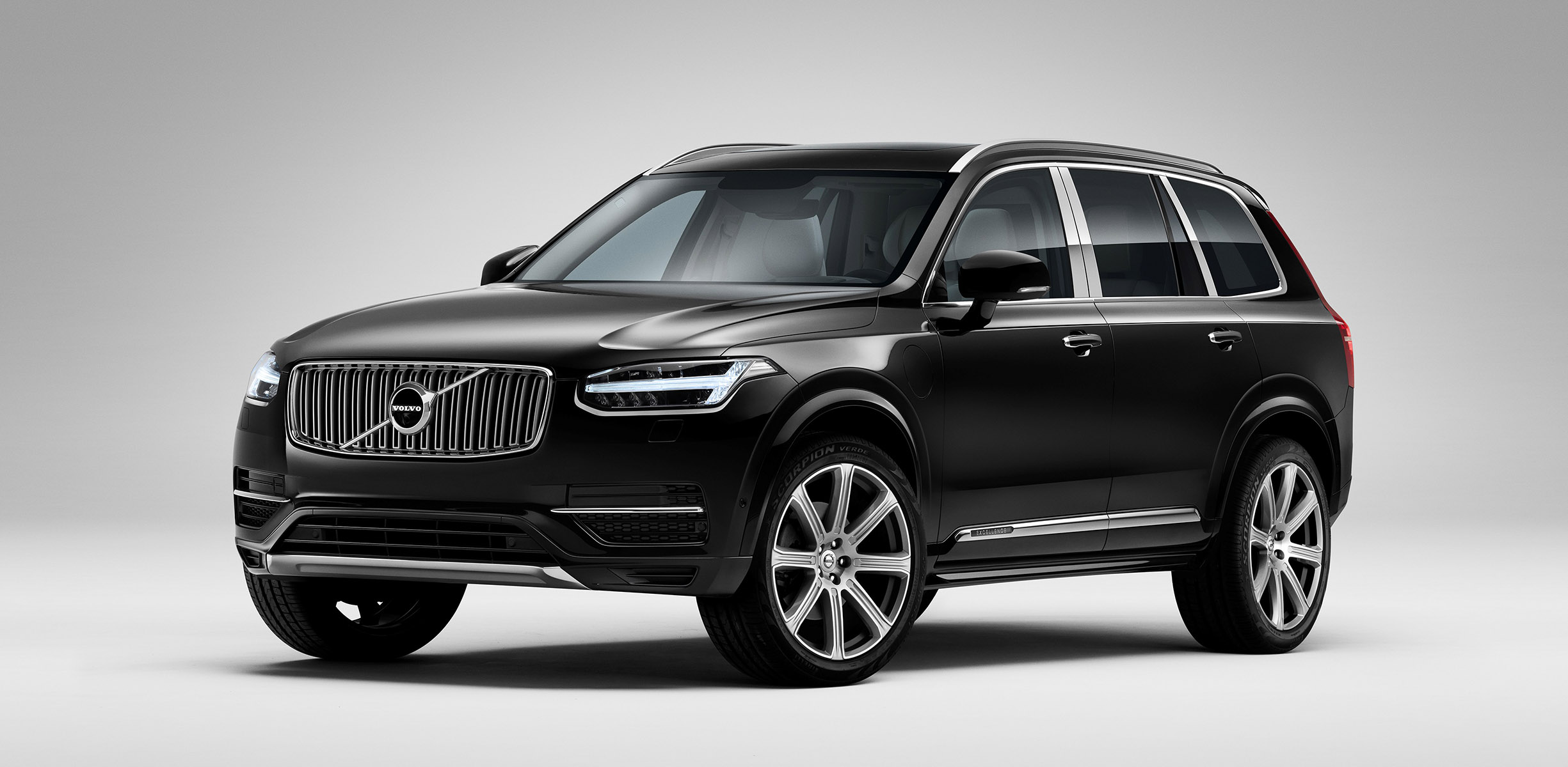 2017 Volvo Xc90 Excellence Available In Australia 172 200