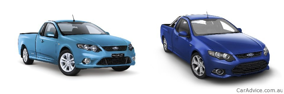 Ford Falcon FG MkII: First images and details | CarAdvice