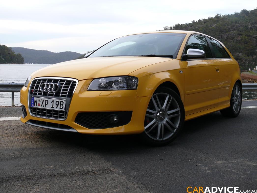 Kelebihan Audi S3 2008 Tangguh