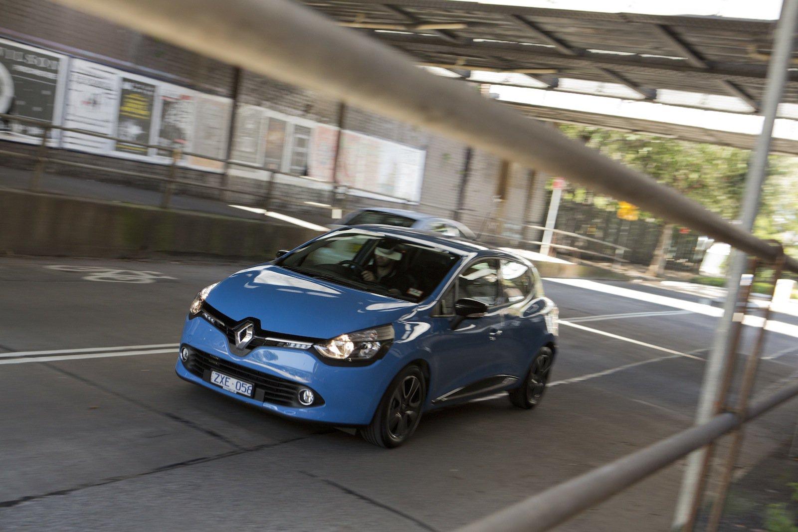 Light car comparison: Renault Clio v Ford Fiesta v Kia Rio v