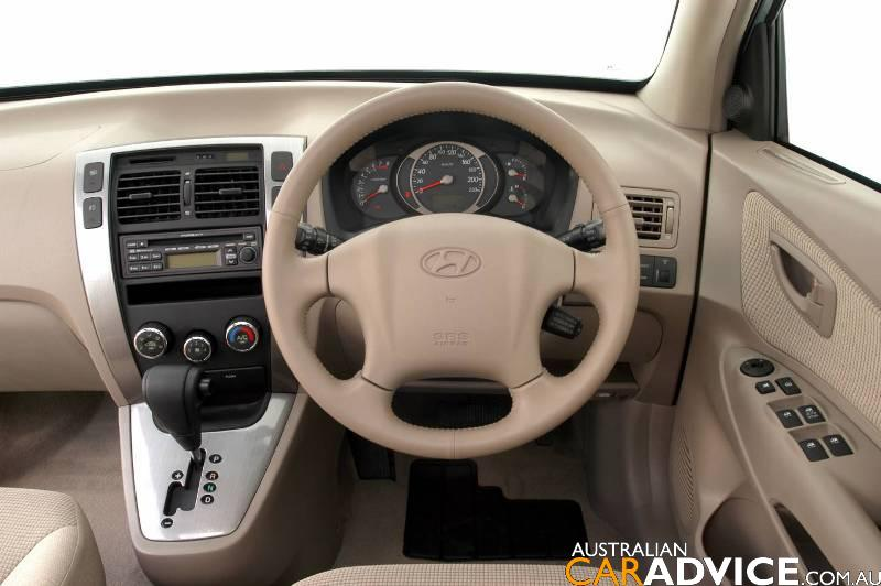 2006 Hyundai Tucson City Review Caradvice