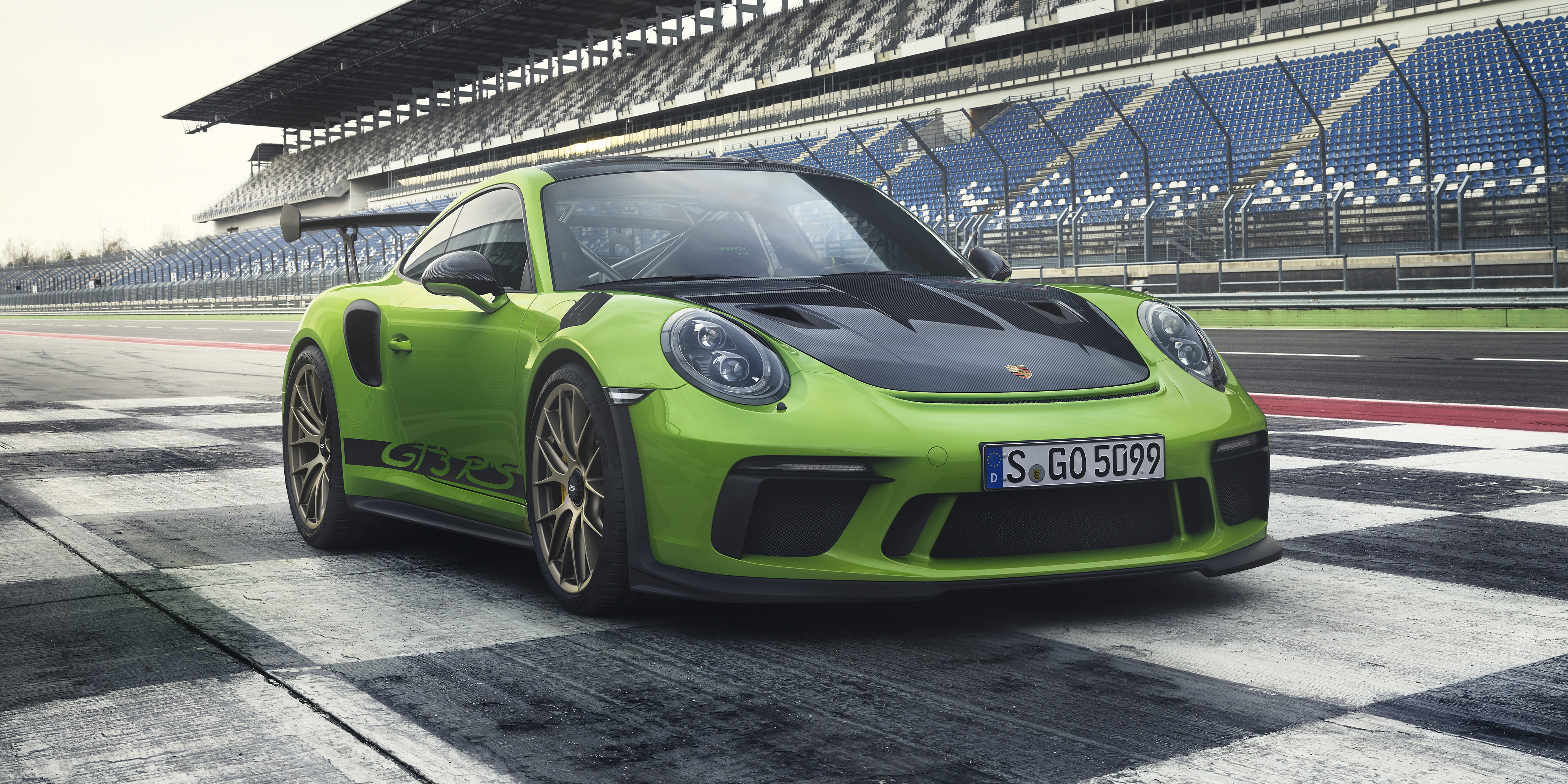 2018 Porsche 911 Gt3 Rs Unveiled Priced From 416 500 Caradvice