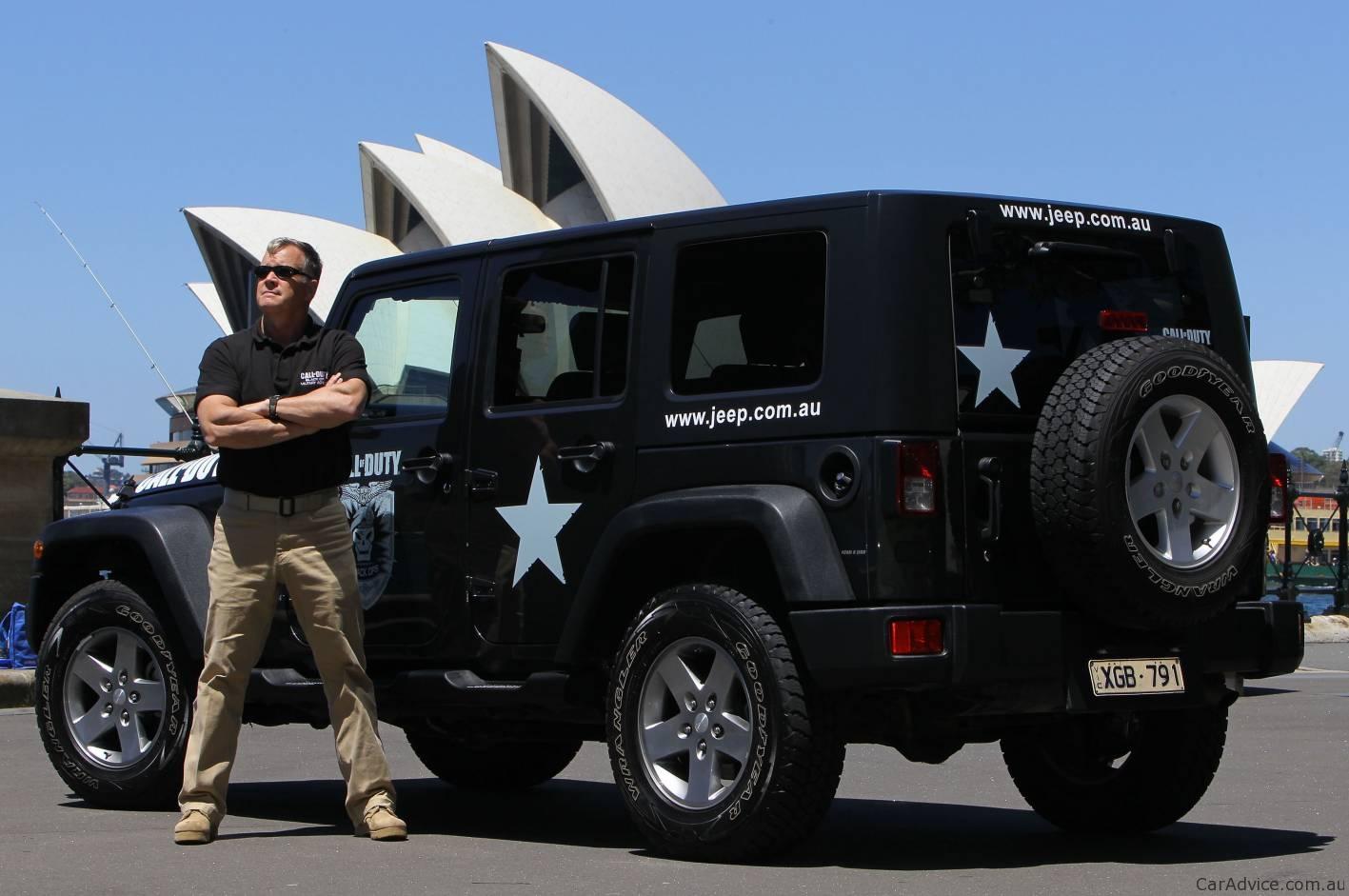 Jeep Wrangler Call Of Duty Black Ops Caradvice