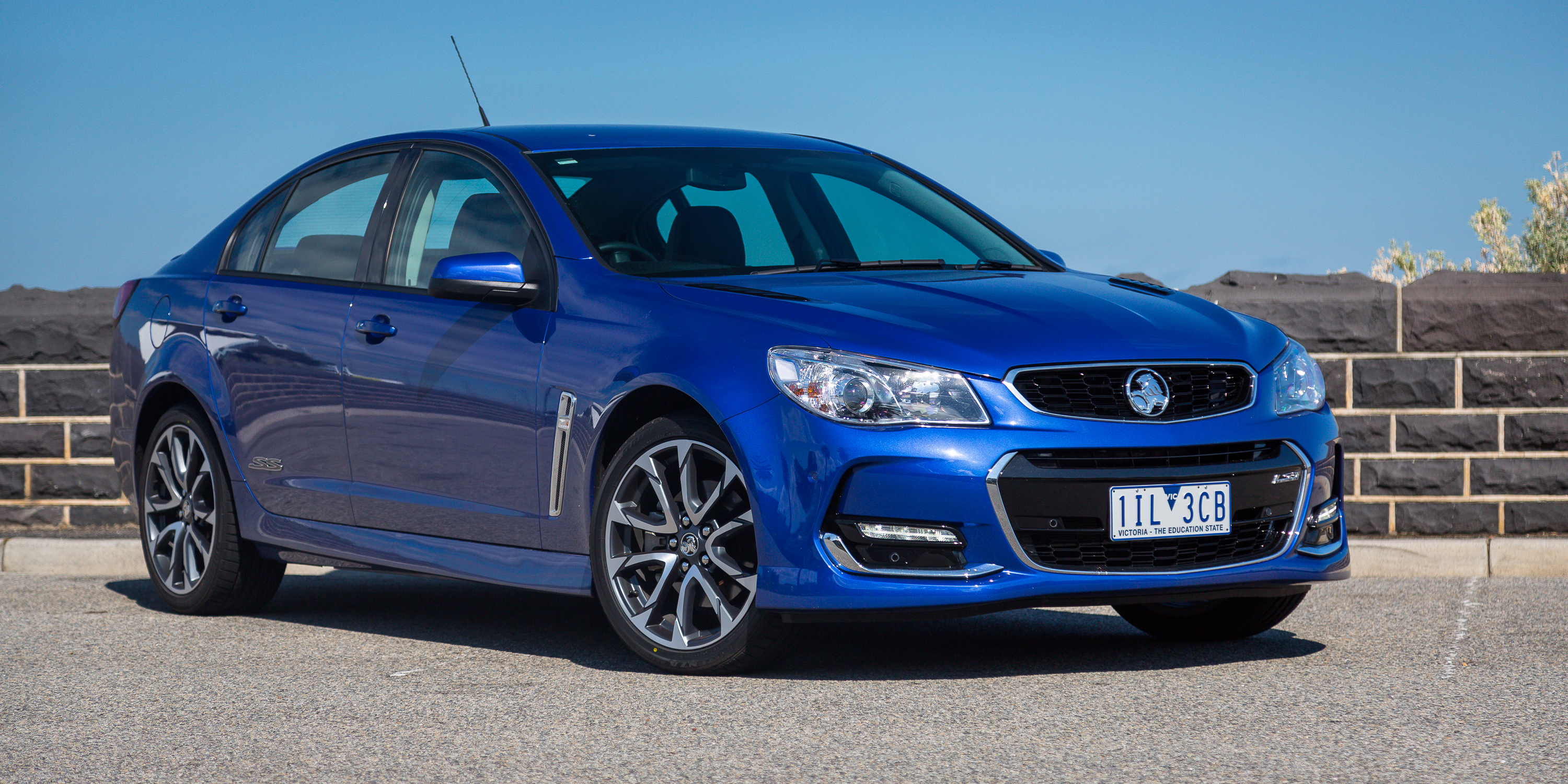 2017 Holden Commodore SS review | CarAdvice