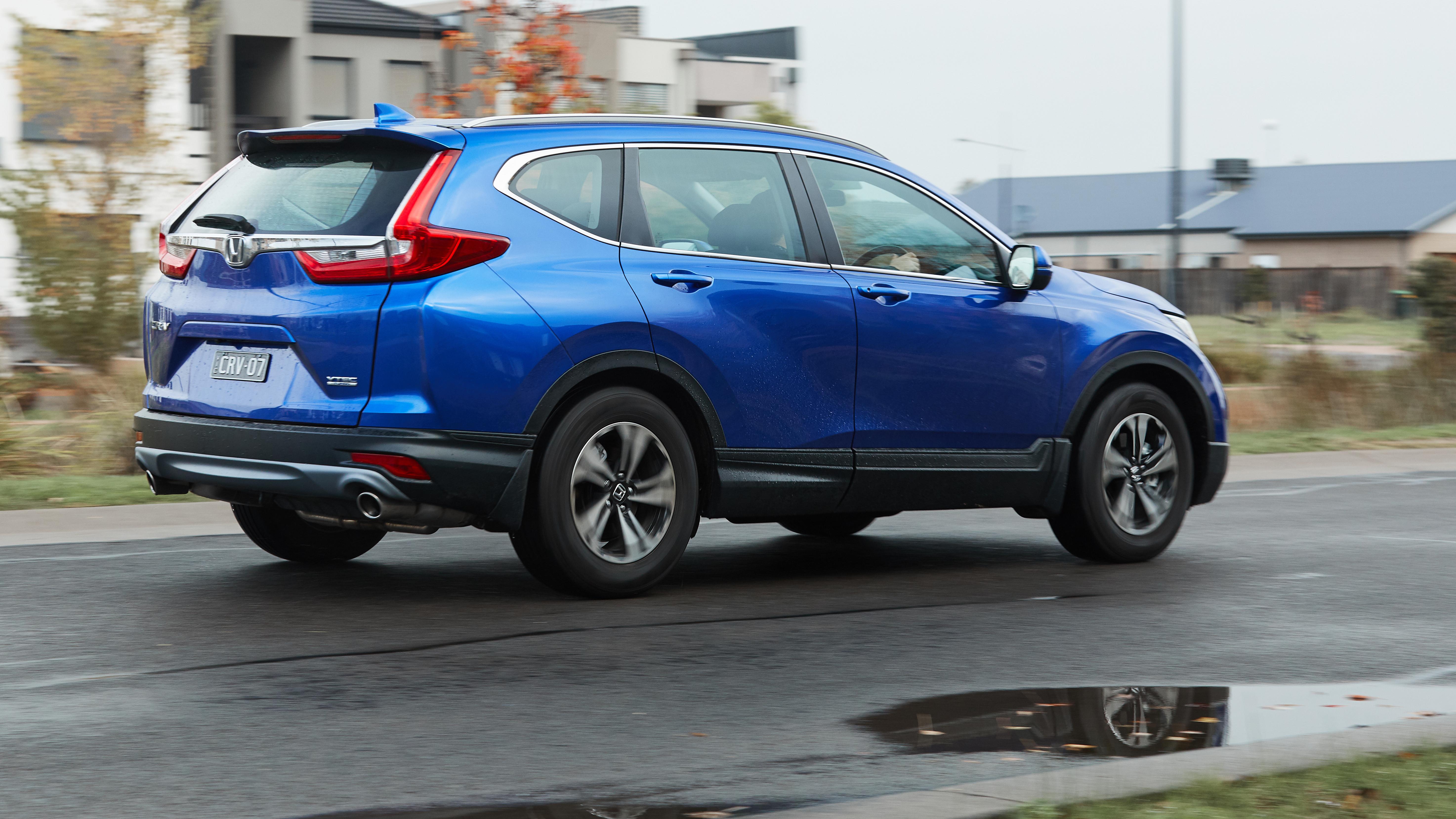 2018 Honda CR-V VTi review | CarAdvice