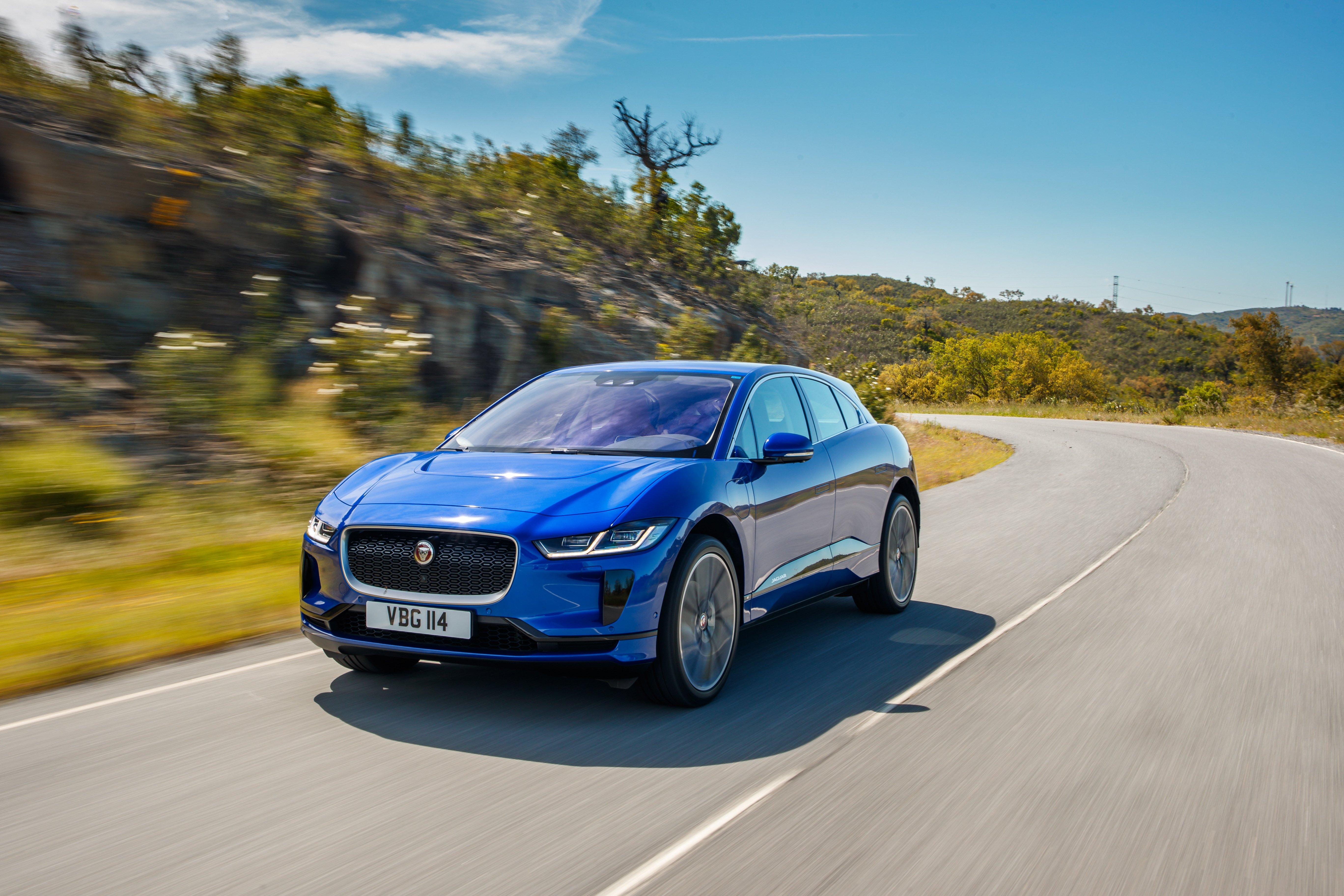2018 Jaguar I-Pace review   CarAdvice