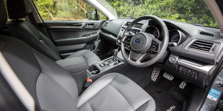 2018 Subaru Liberty 3 6R review | CarAdvice