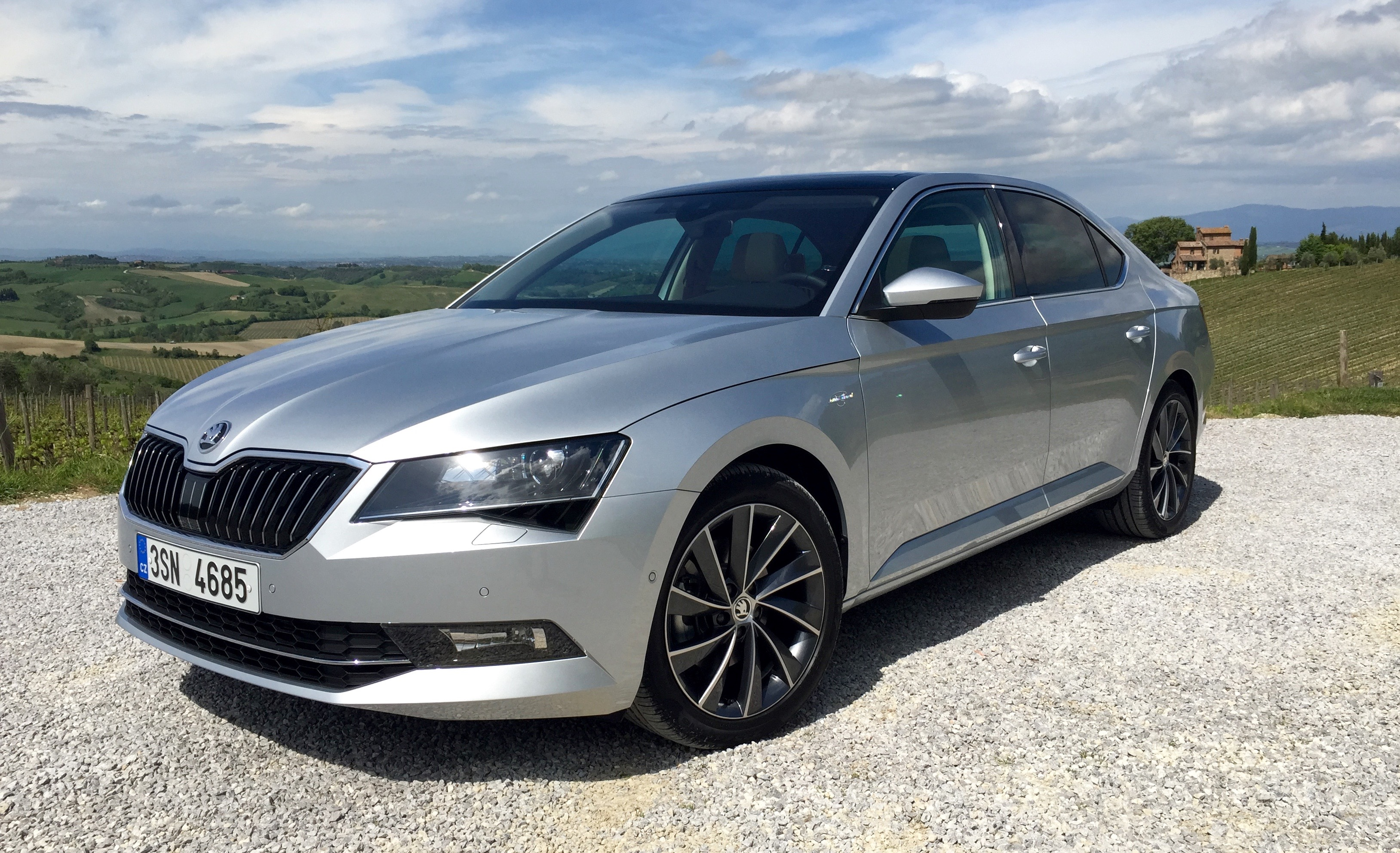 2016 Skoda Superb Review Caradvice