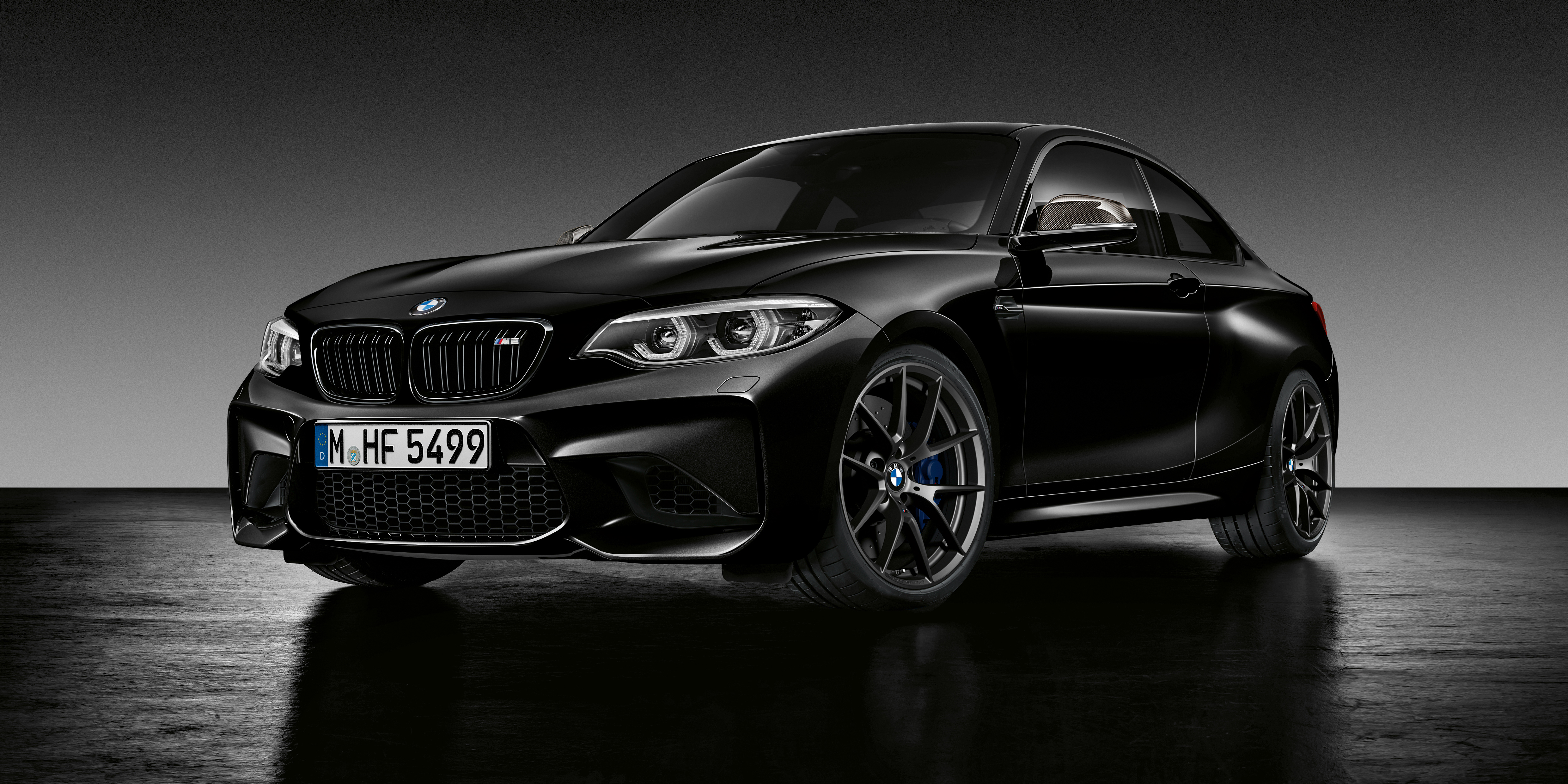 2018 Bmw M2 Black Shadow Edition Unveiled Caradvice
