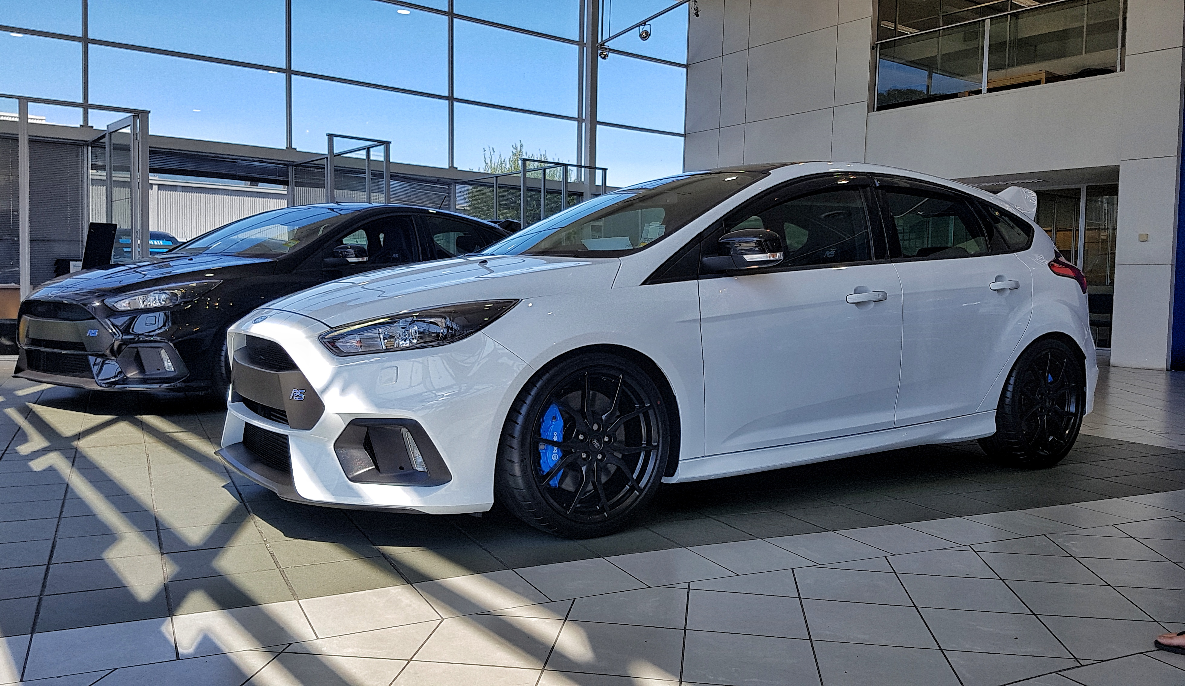 2017 Ford Focus RS review | CarAdvice