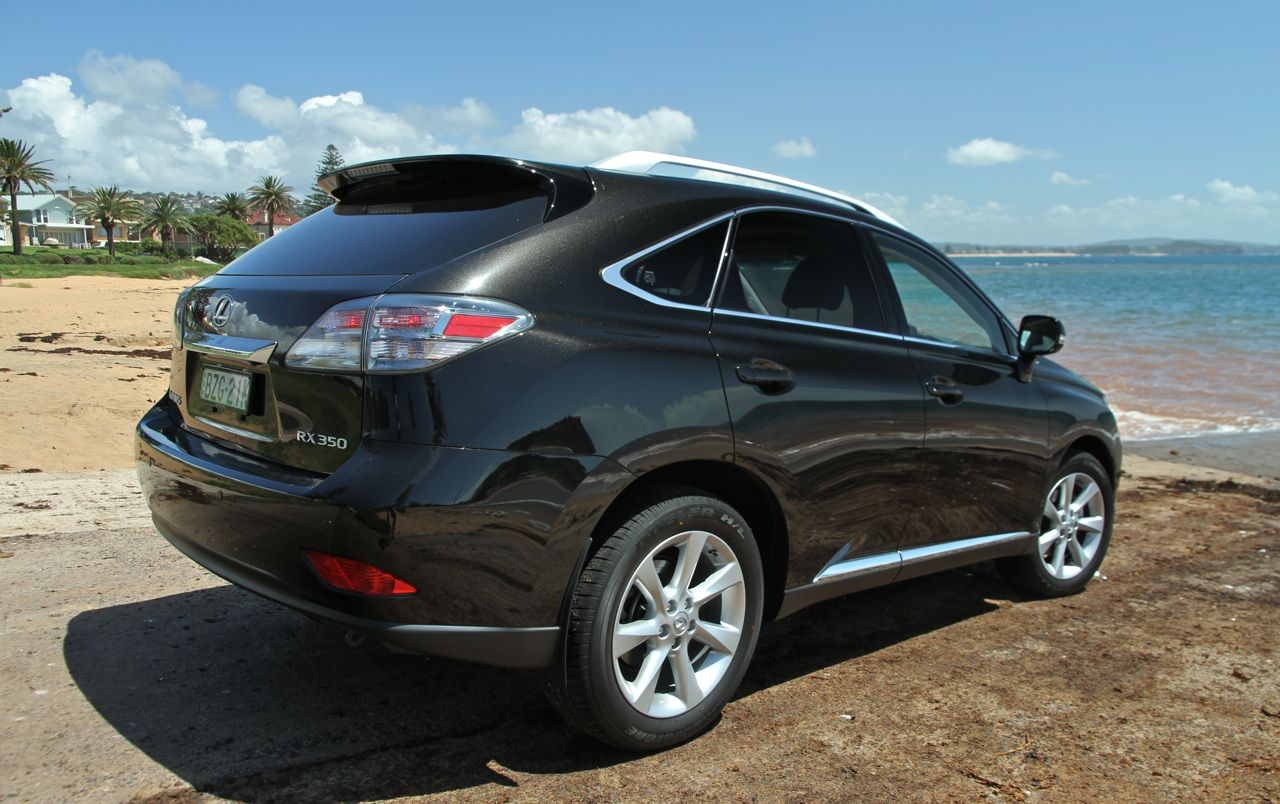 Lexus RX350 Sports Luxury: Review | CarAdvice