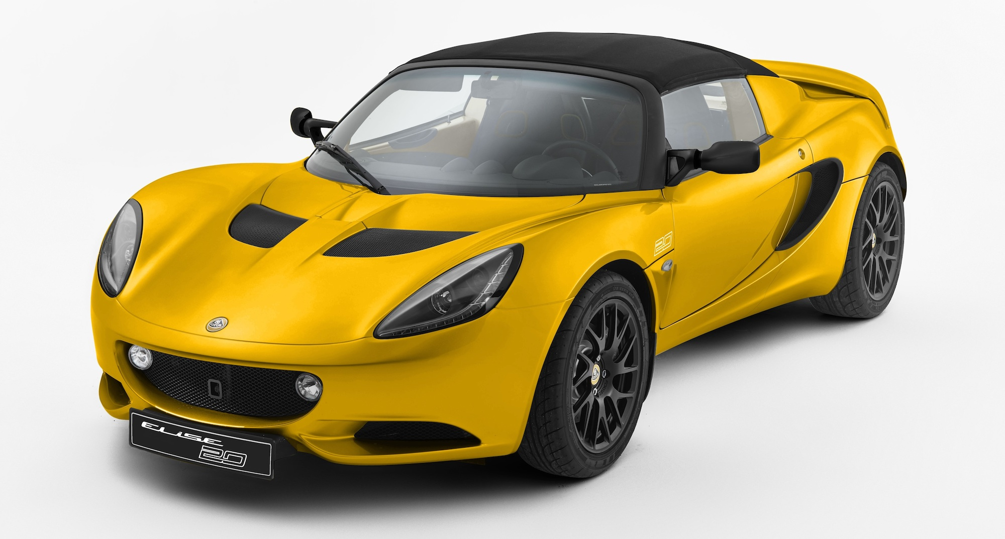 Lotus Sports Car >> Lotus Elise 20th Anniversary Special Edition Celebrates