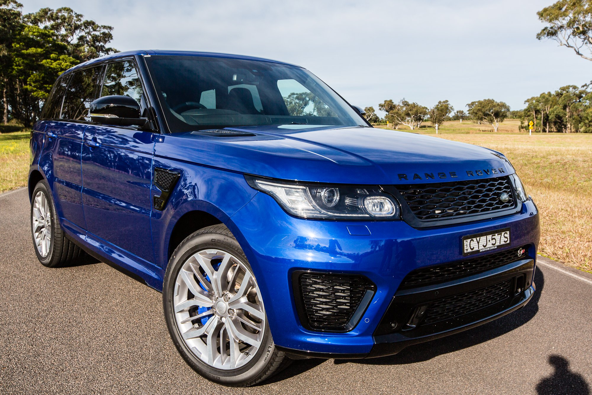 2015 Range Rover Sport Svr Pricing And Specifications Caradvice