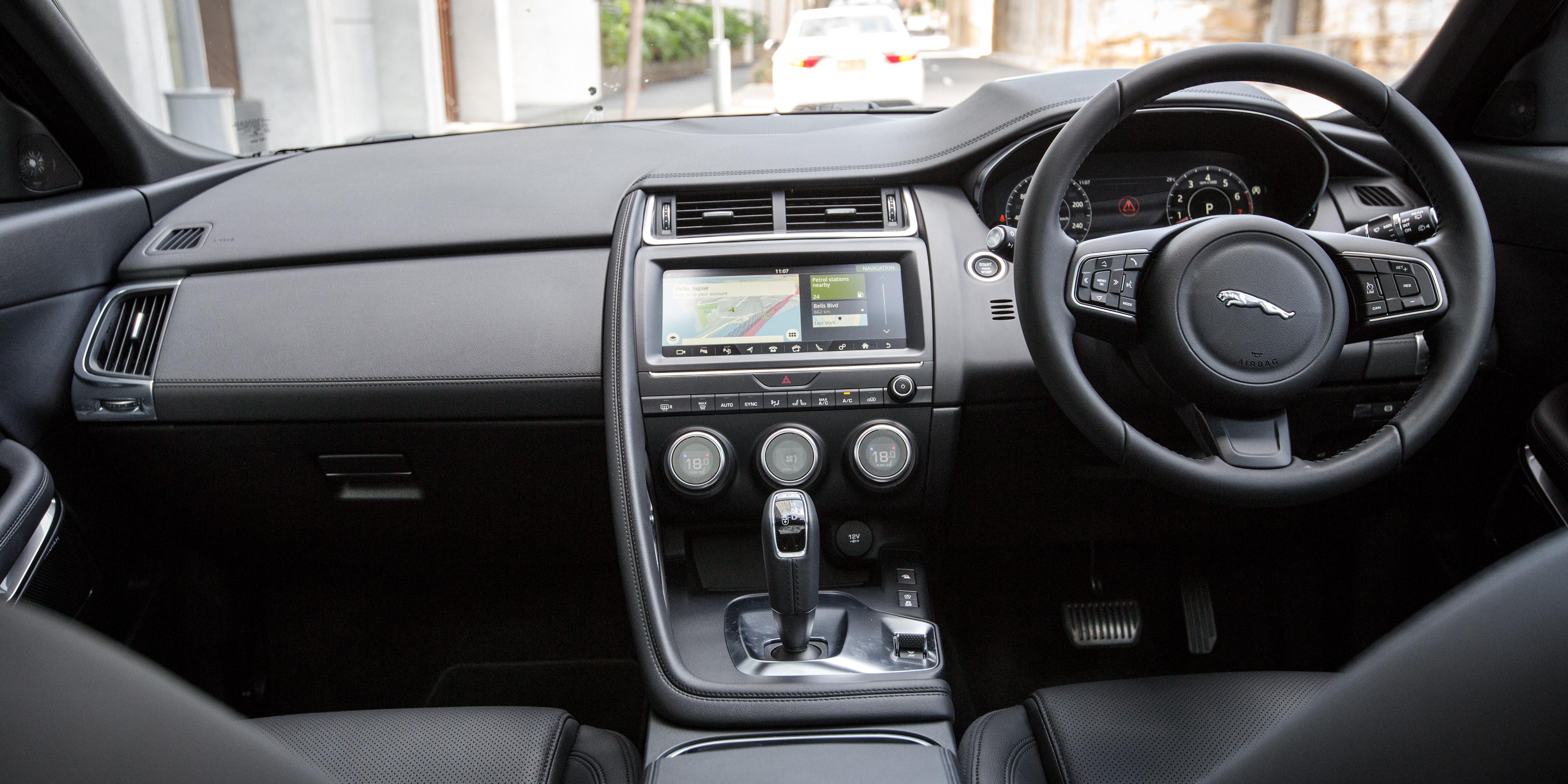2018 Jaguar E-Pace S P250 review | CarAdvice