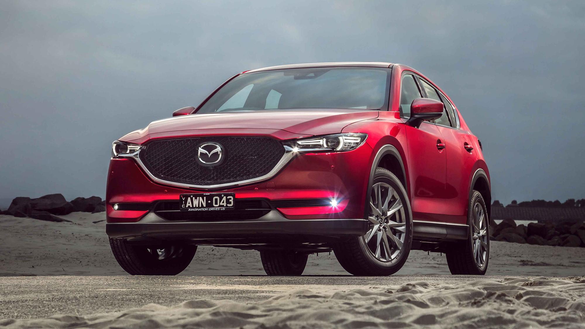Kekurangan Mazda Cx 5 2.5 Turbo Murah Berkualitas