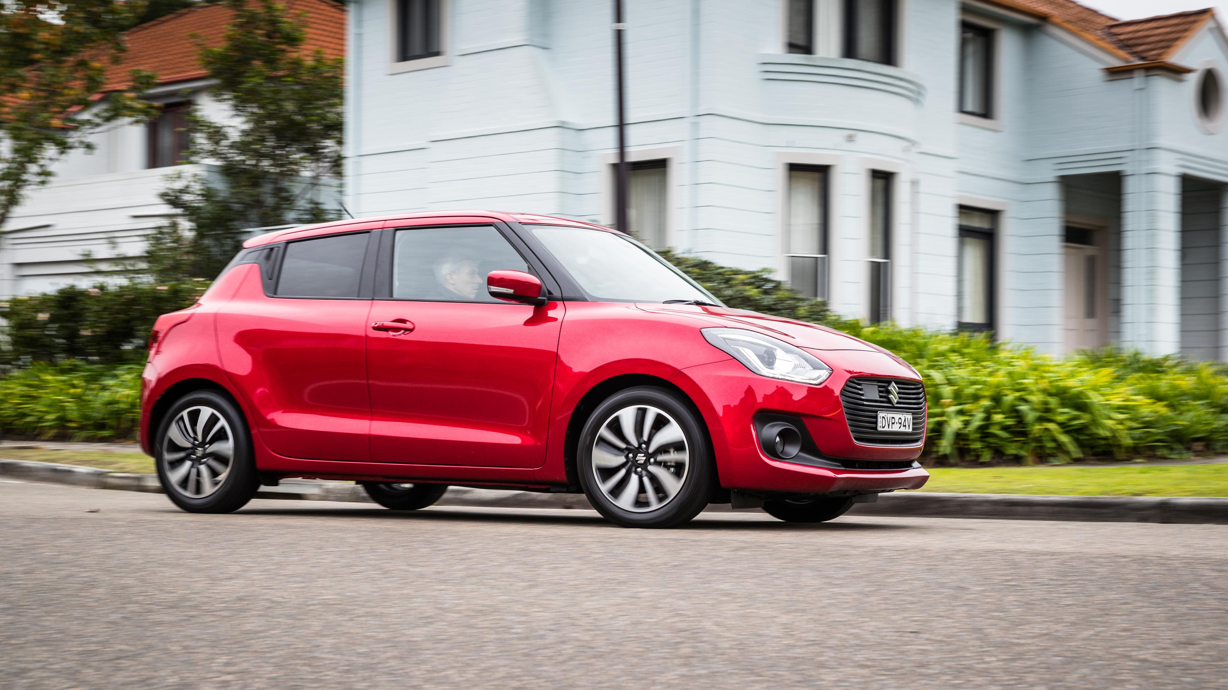 2017-19 Suzuki Swift recalled   CarAdvice