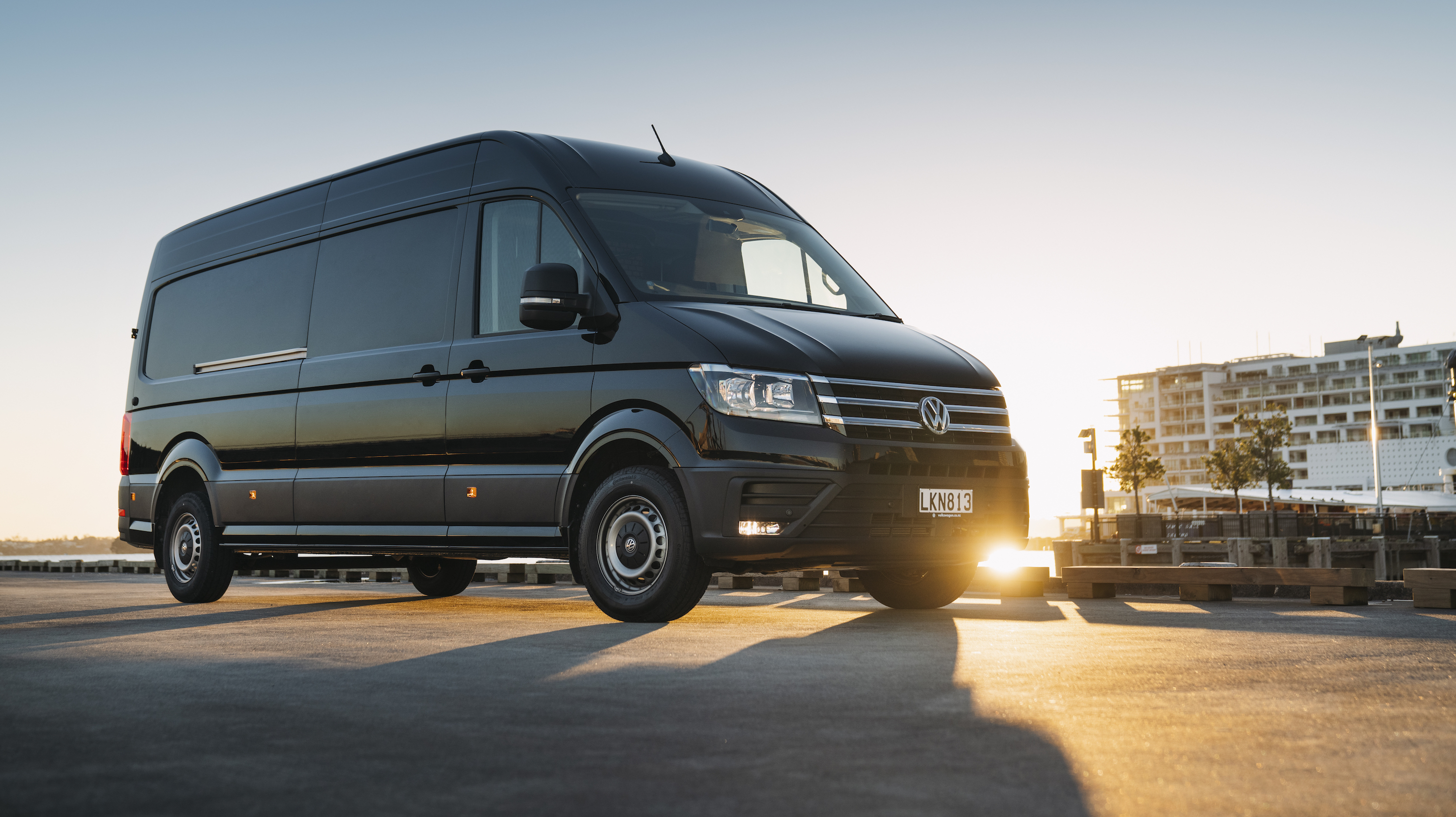 2018 Volkswagen Crafter review | CarAdvice