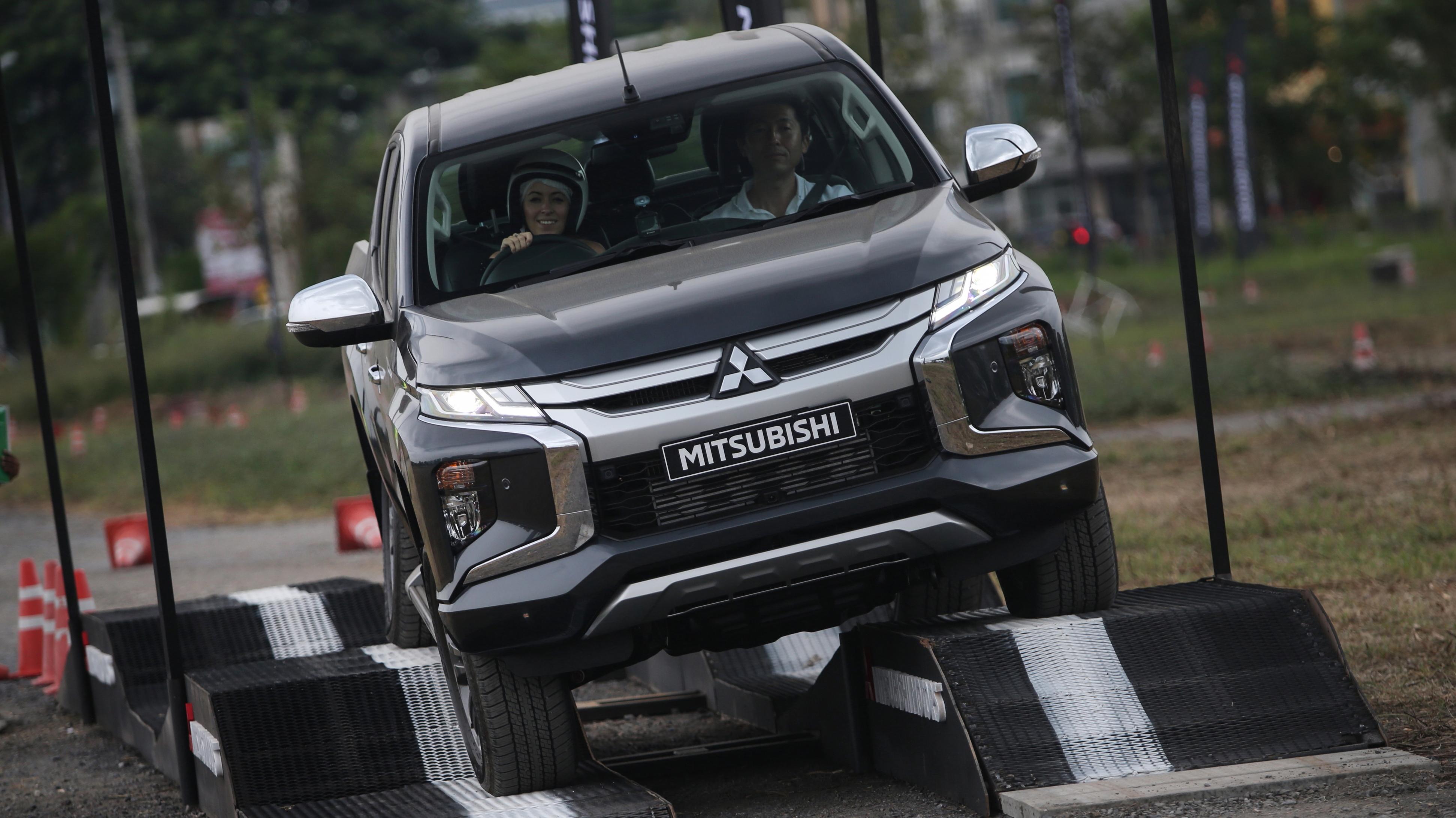 2019 Mitsubishi Triton review   CarAdvice