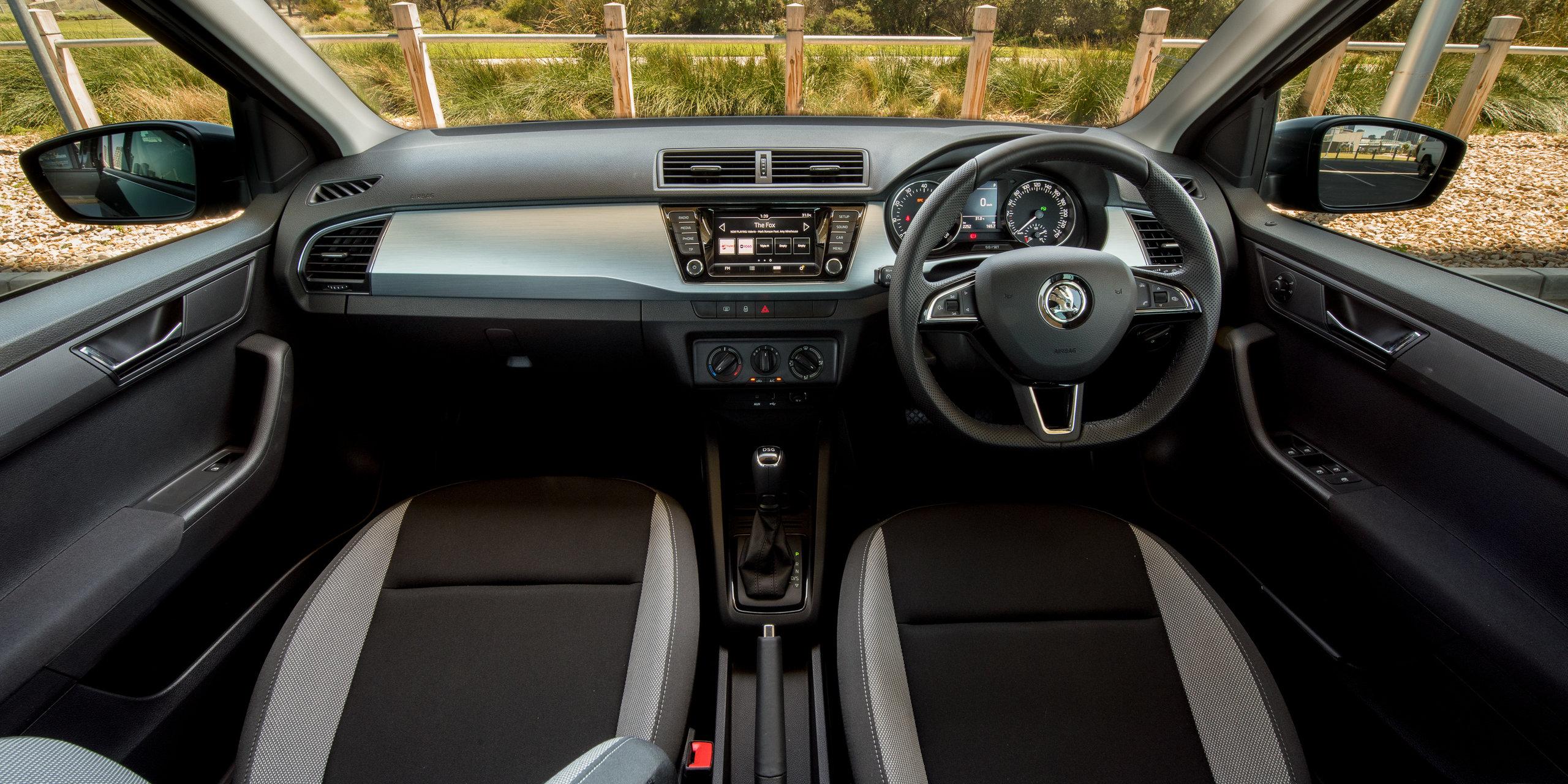 2018 Skoda Fabia 81TSI review | CarAdvice