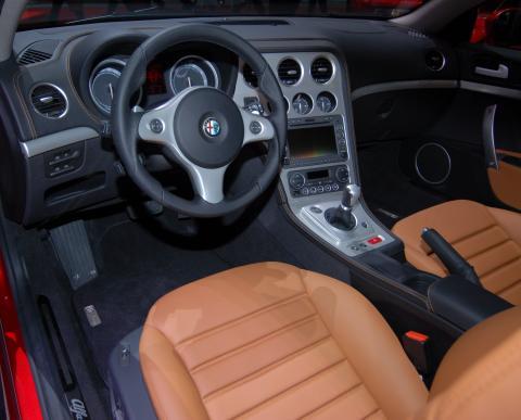 Alfa Romeo Spider Brera Selespeed Caradvice