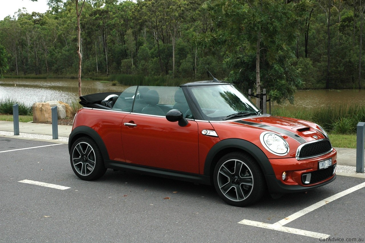 Mini Cooper S Cabrio Review | CarAdvice