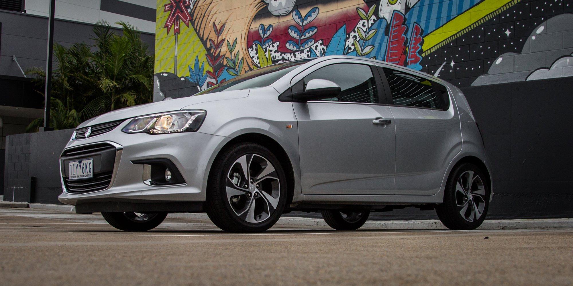 2017 Holden Barina LT review | CarAdvice