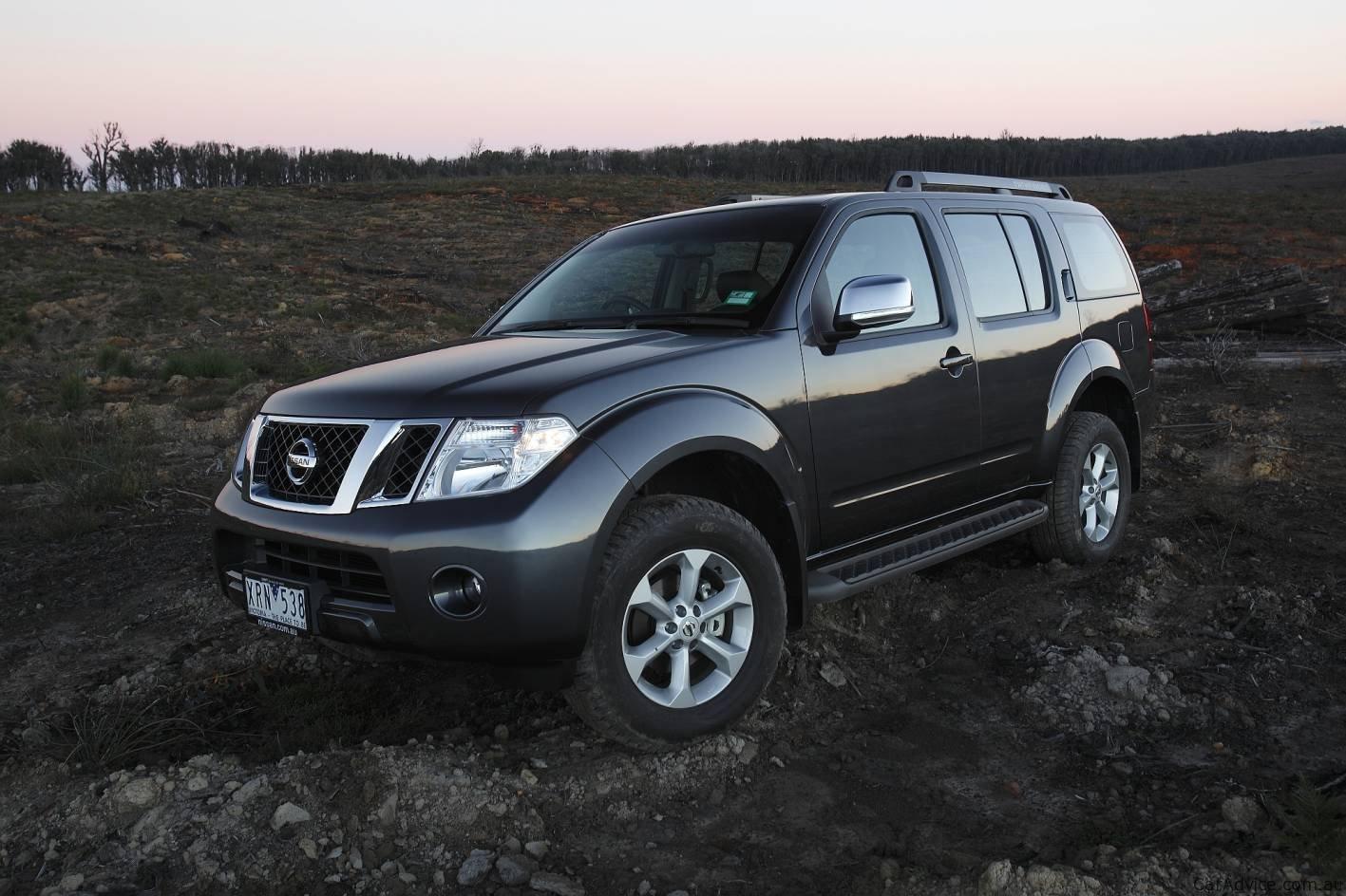 Nissan Pathfinder Review | CarAdvice
