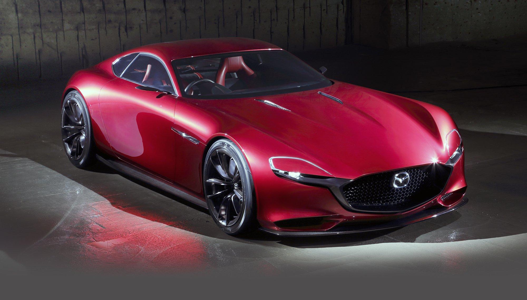 2020 Mazda RX7 Wallpaper