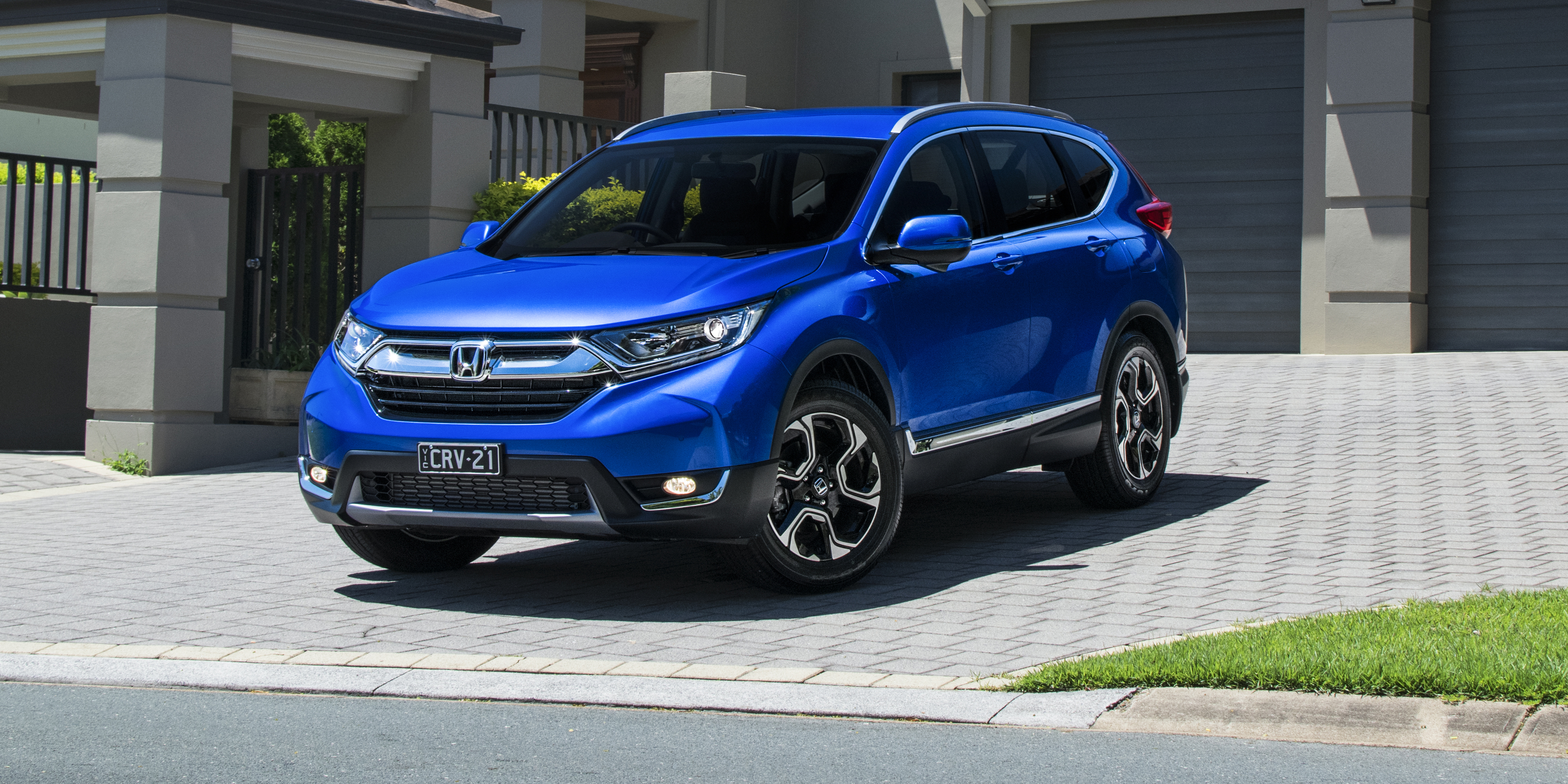 2018 Honda CR-V VTi-S review | CarAdvice