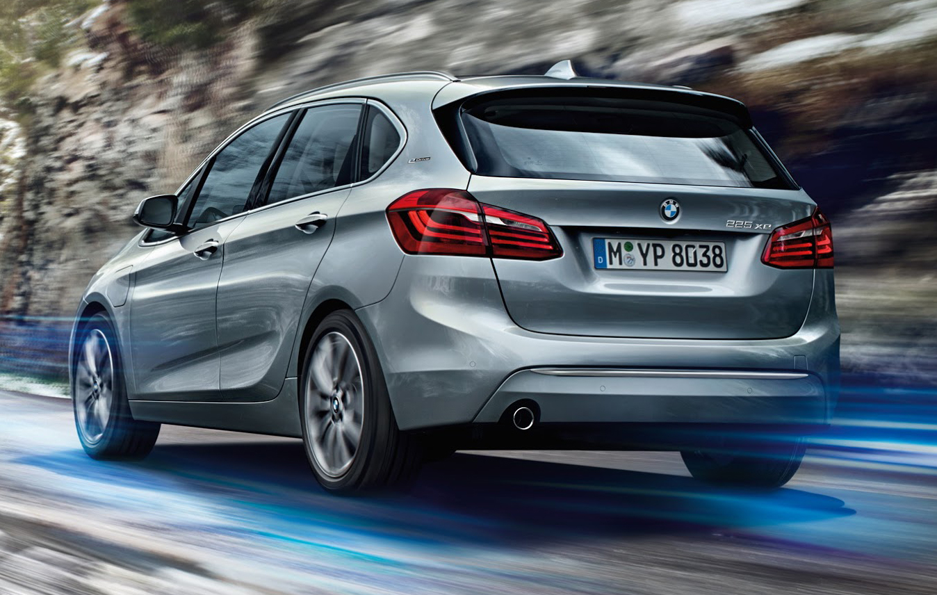Bmw 225xe Active Tourer Taking Edrive Plug In Hybrid Tech To