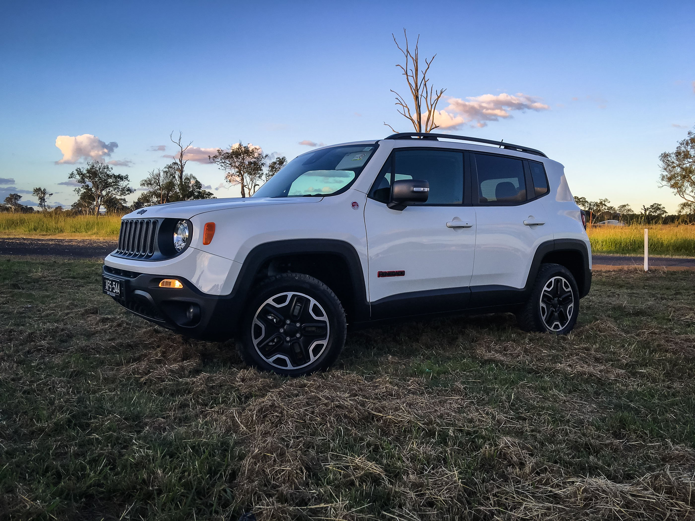 2016 Jeep Renegade Trailhawk Review | CarAdvice
