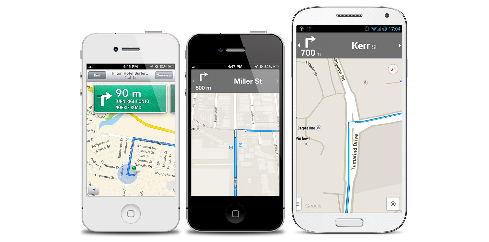 Satellite navigation: Factory fit v Aftermarket head units v
