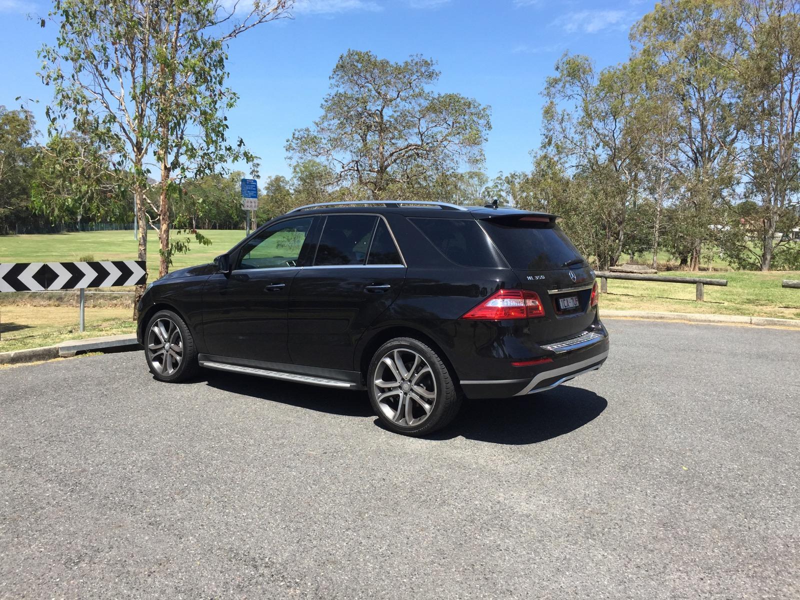 Mercedes-Benz ML 350 Review: LT2 | CarAdvice