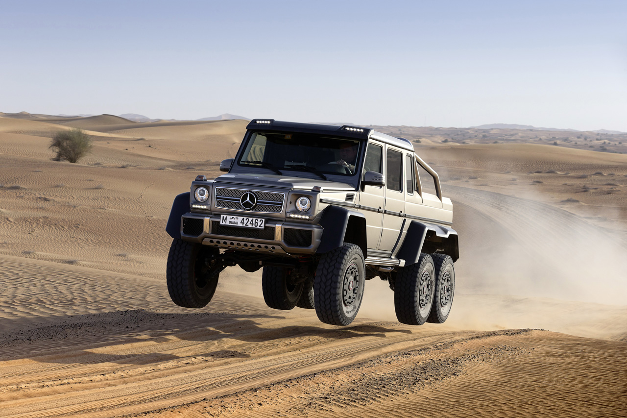 Mercedes Benz Ends Production Of 6x6 G Wagen Caradvice