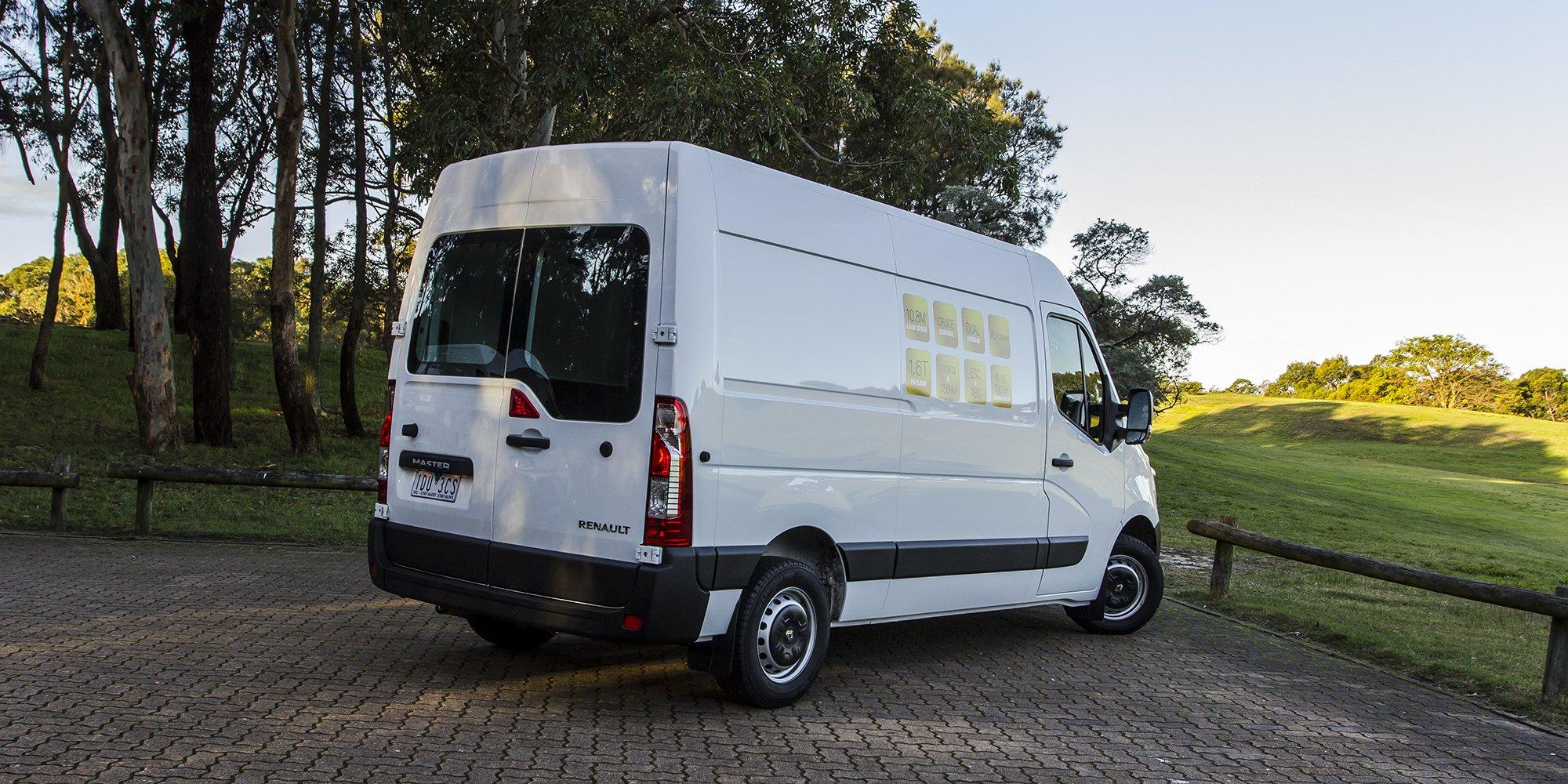 Large van comparison: Fiat Ducato v Ford Transit v Mercedes