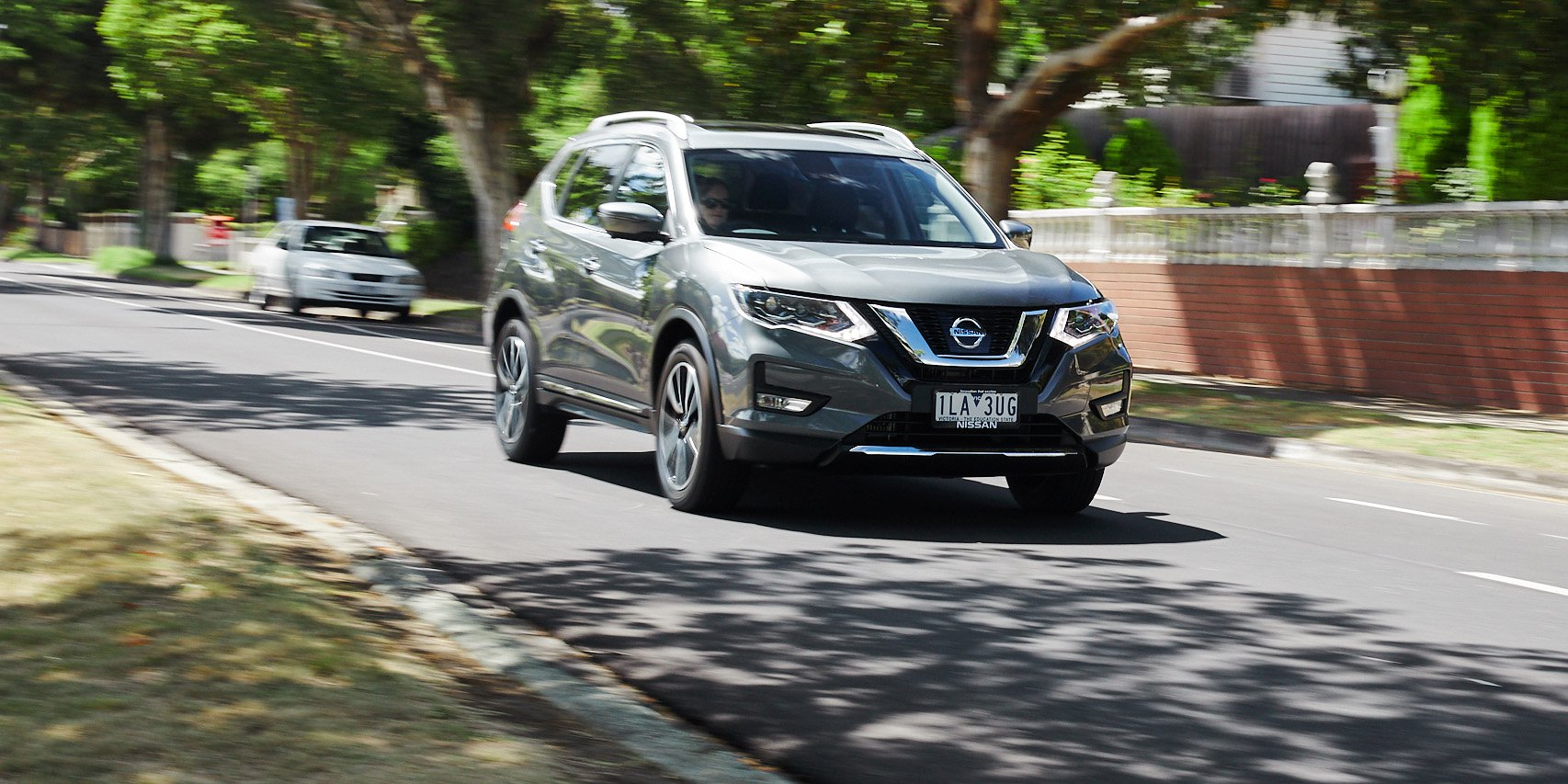 2018 Nissan X-Trail TL review   CarAdvice