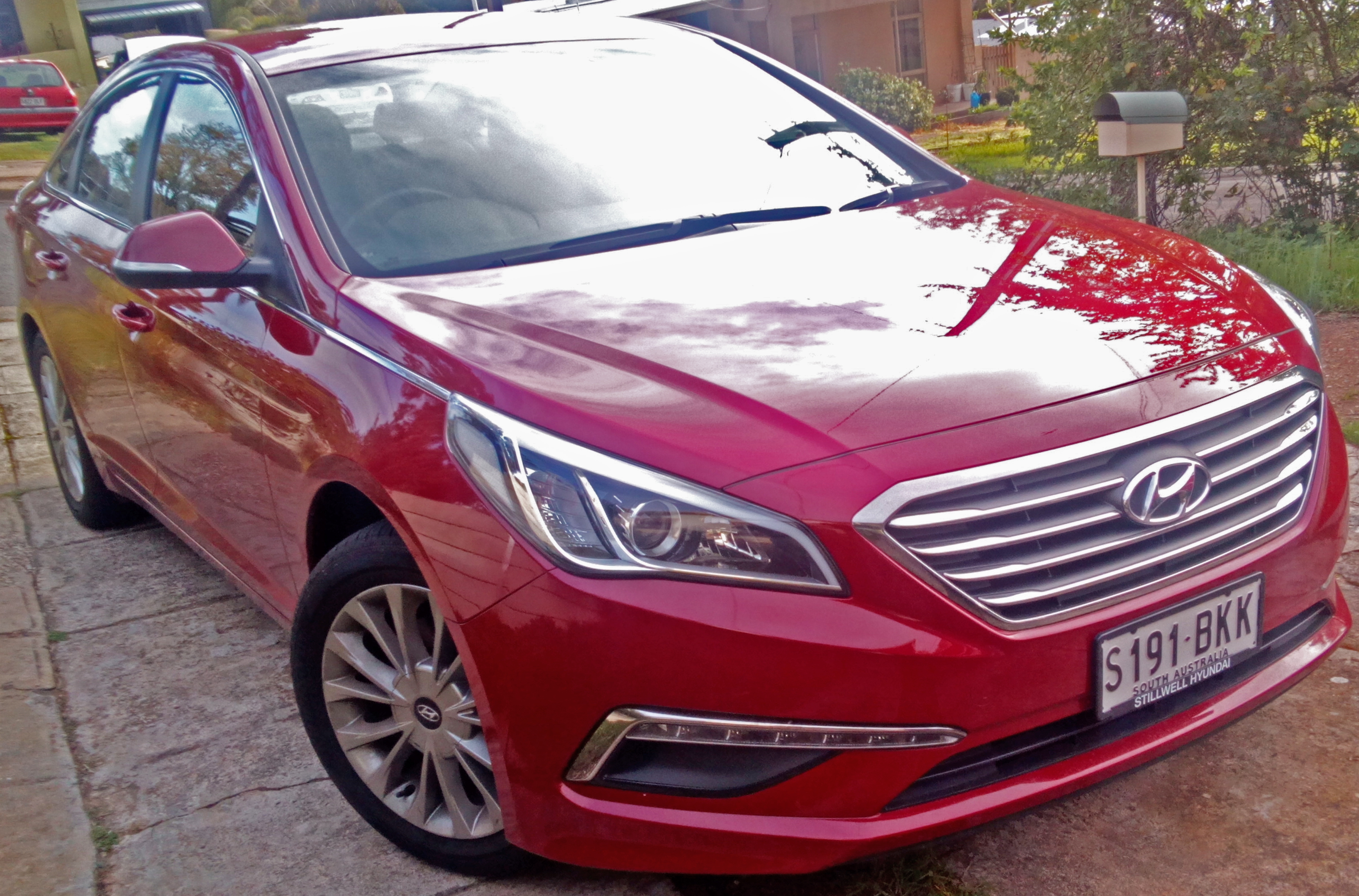 2015 Hyundai Sonata Active review | CarAdvice