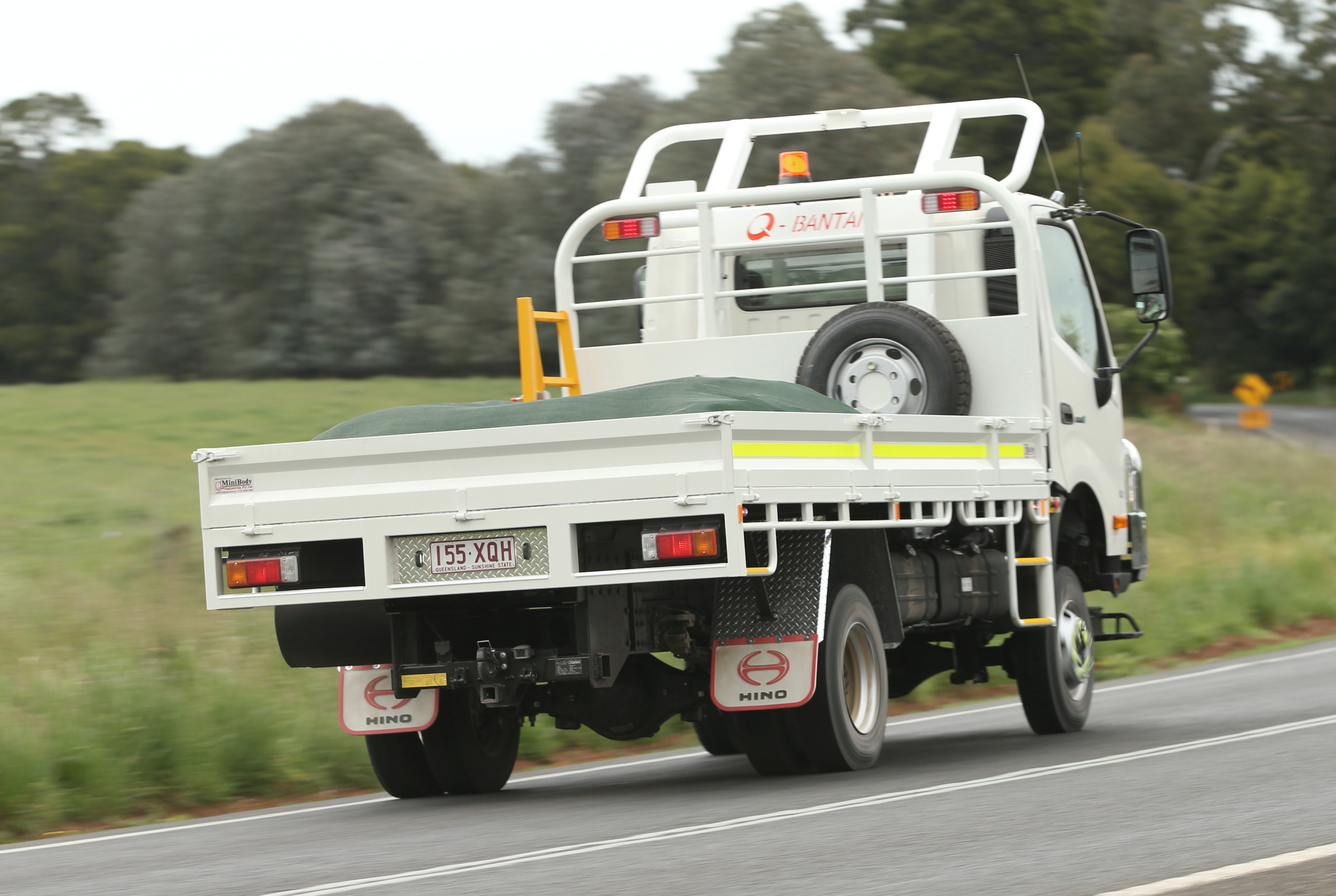 Hino Trucks Problems