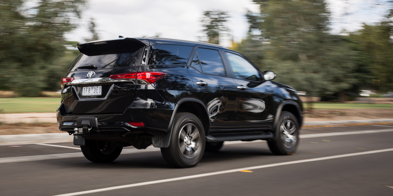 Family 4x4 SUV Comparison: Ford Everest v Isuzu MU-X v