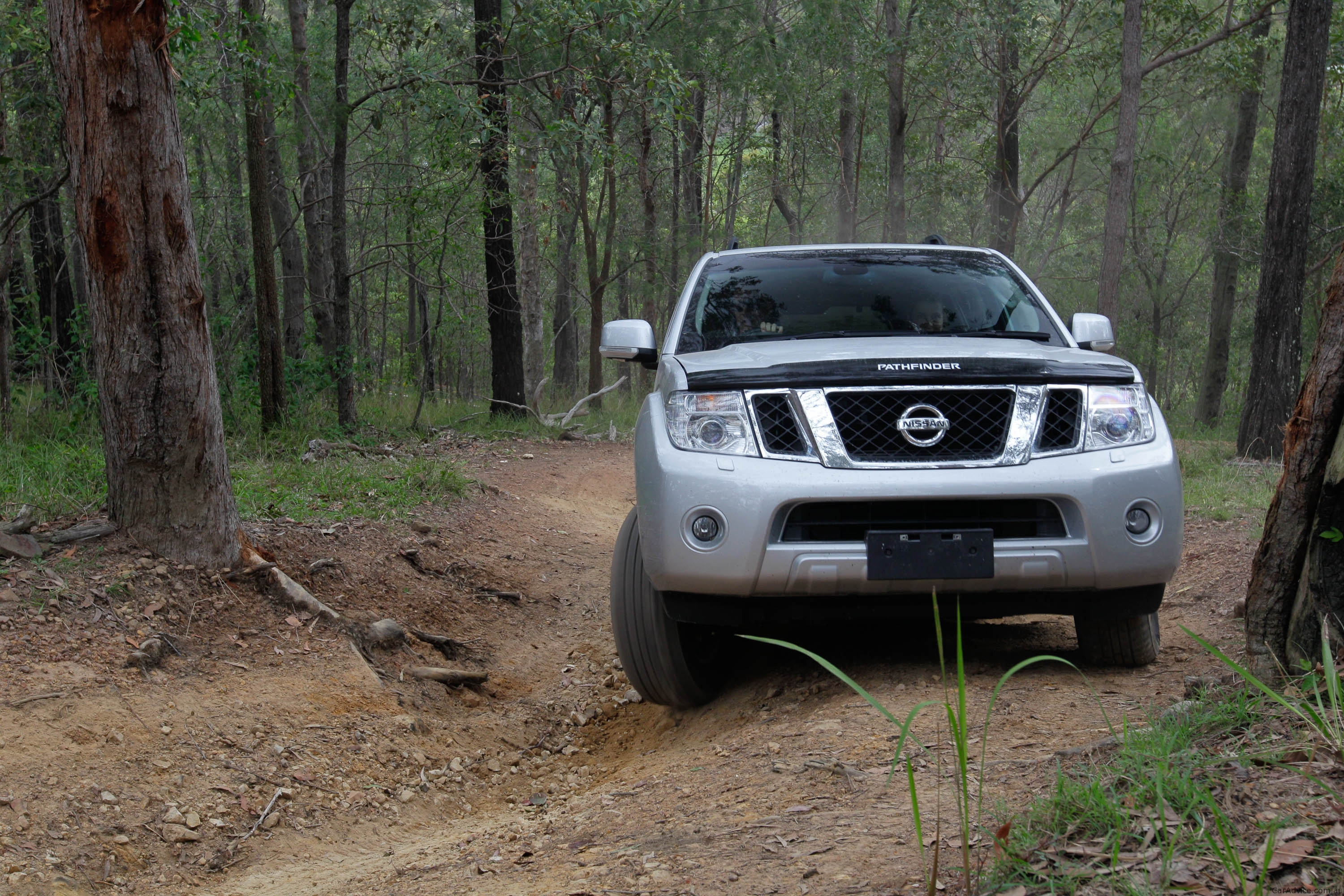 Nissan Pathfinder Review | CarAdvice