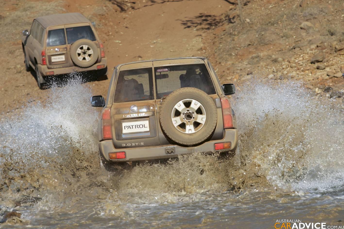 Nissan Launch 2008 Patrol | CarAdvice