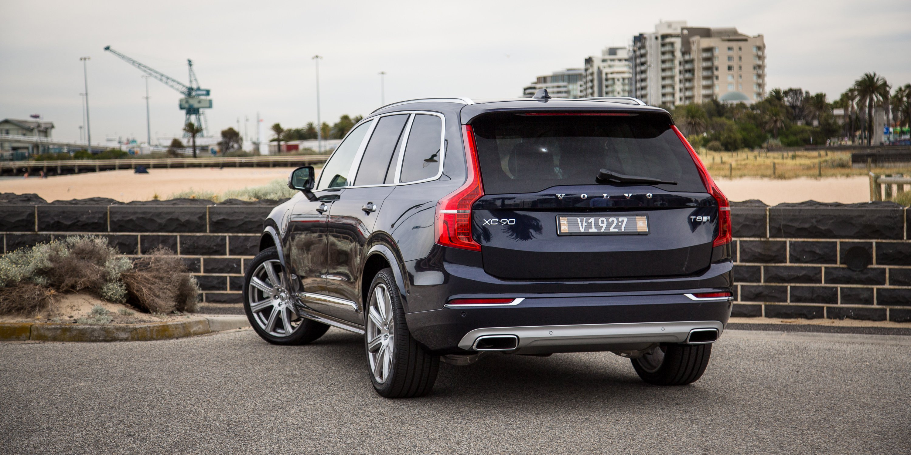 2017 Volvo XC90 Excellence review | CarAdvice