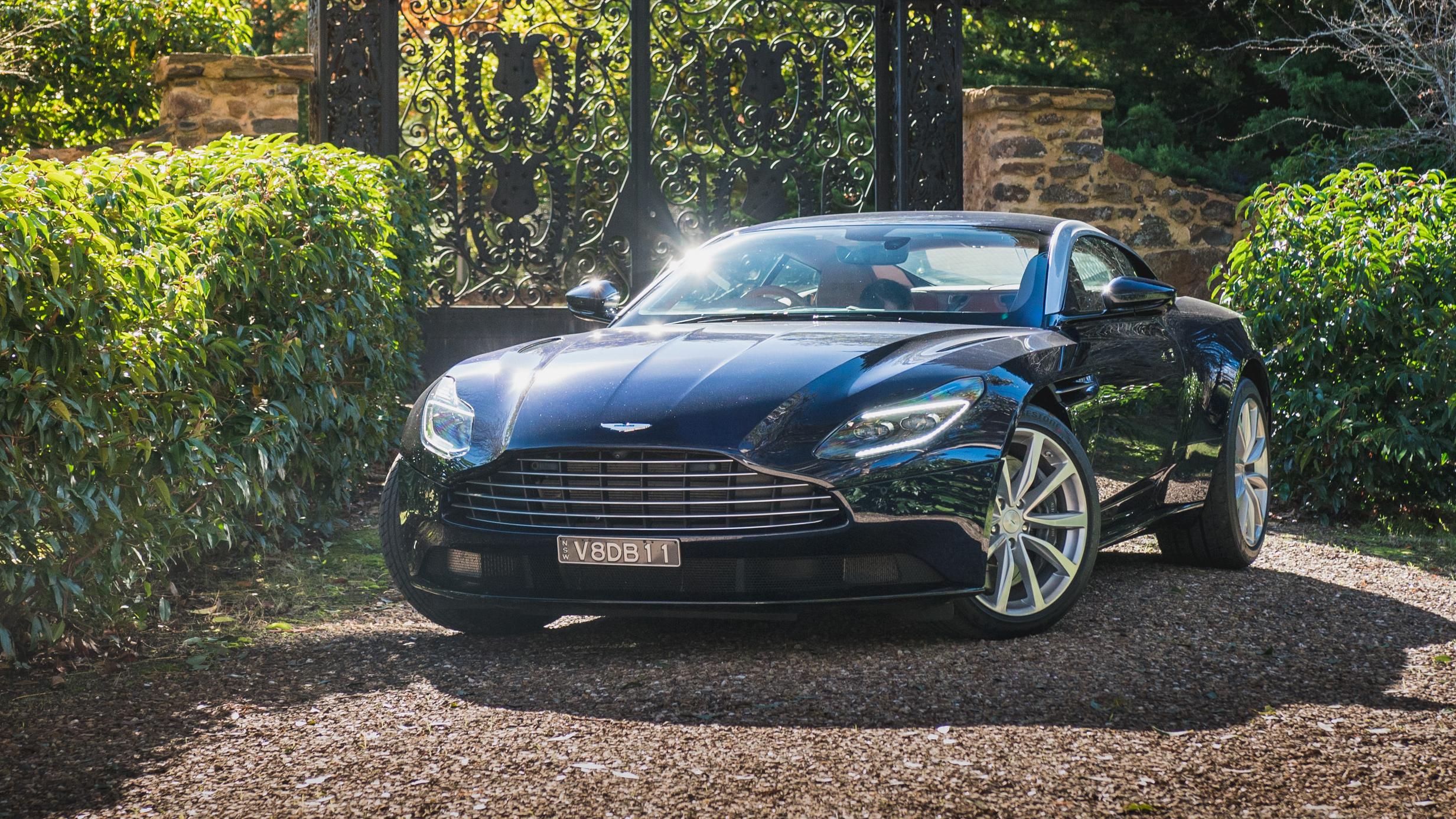 2019 Aston Martin Db11 V8 Review Caradvice