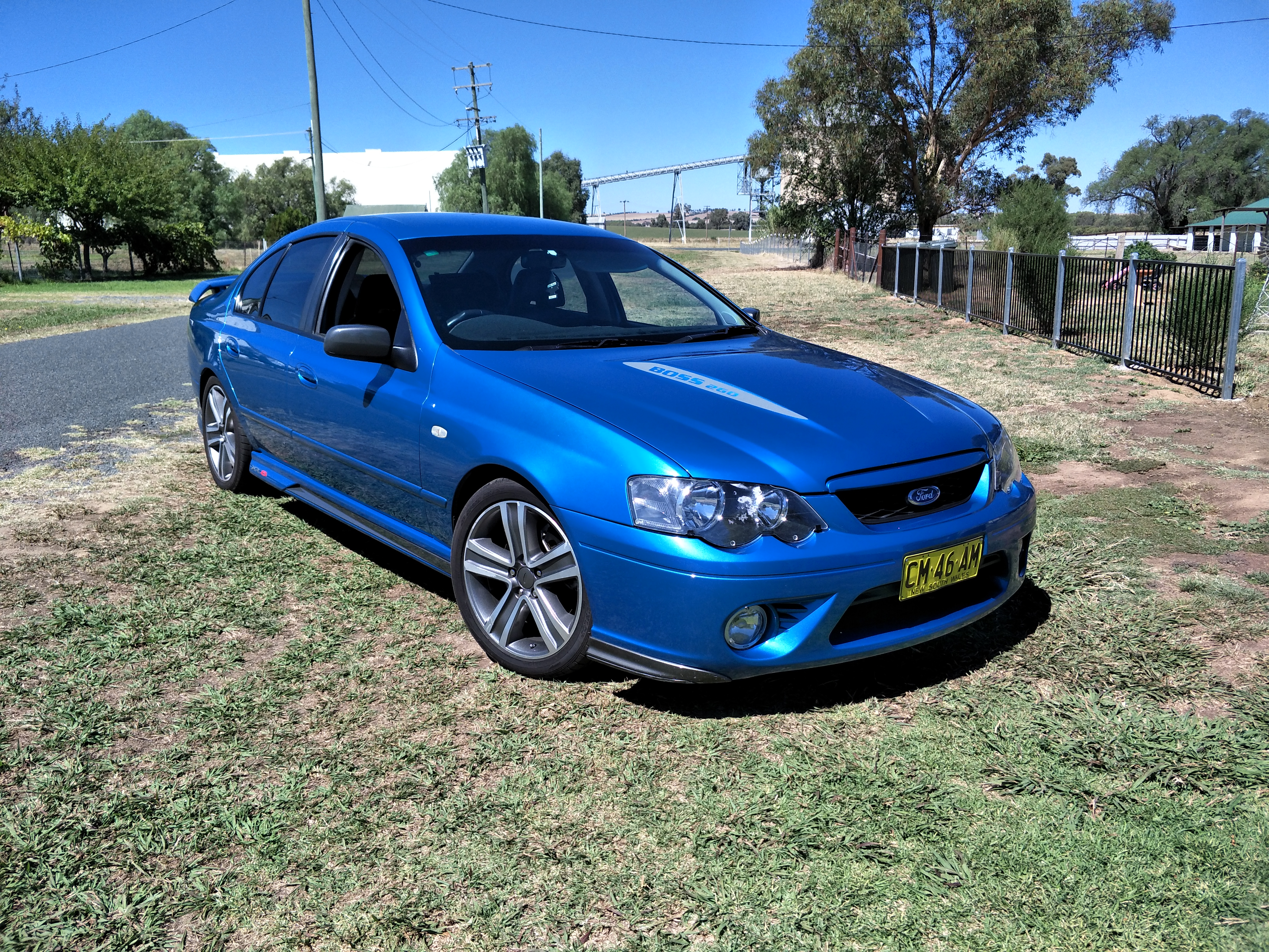 2008 Ford Falcon XR8 review | CarAdvice